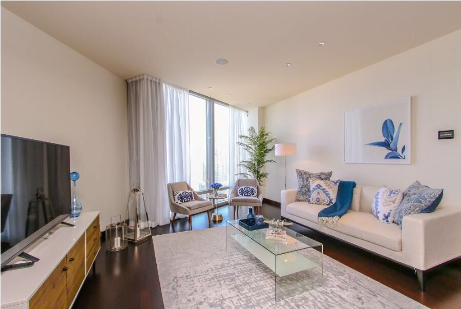 Designer Furnished and Amazing Sea Views