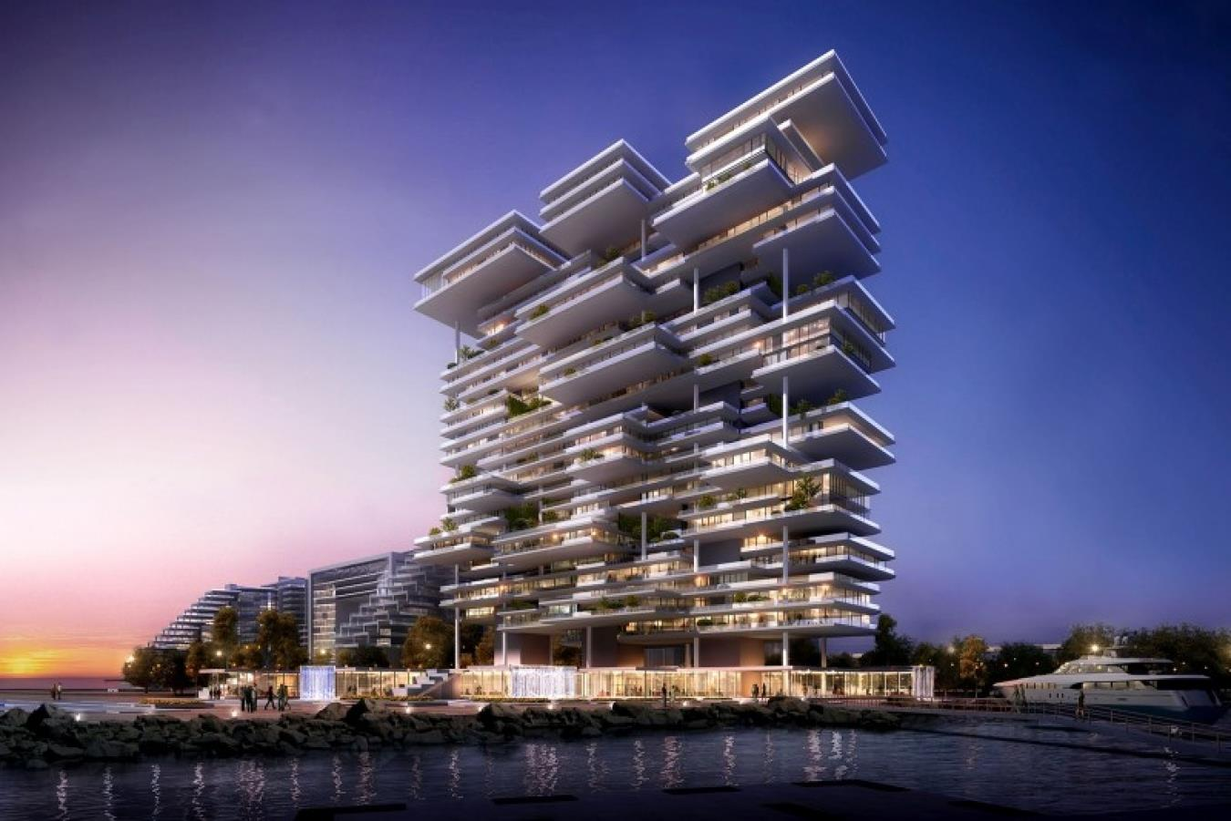 ONE Palm 4BR Apartment in Palm Jumeirah