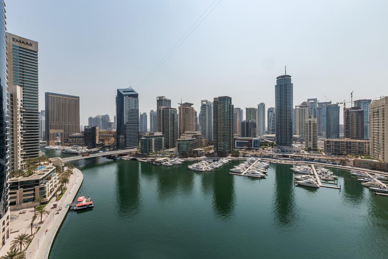 Full Marina Views | Vacant on Transfer
