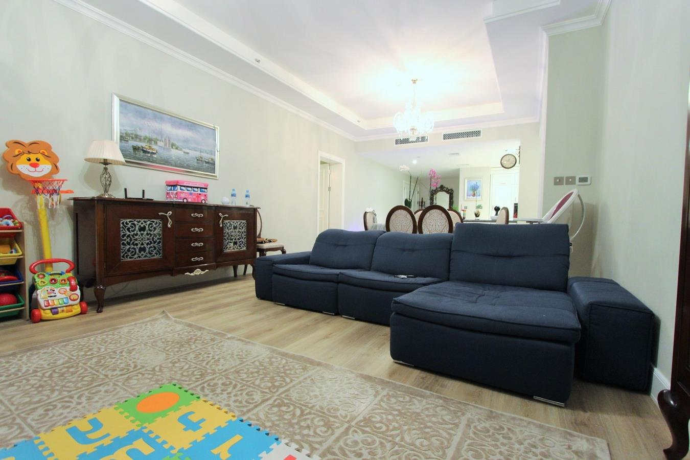 Upgraded | Type D | Furnished | Vacant
