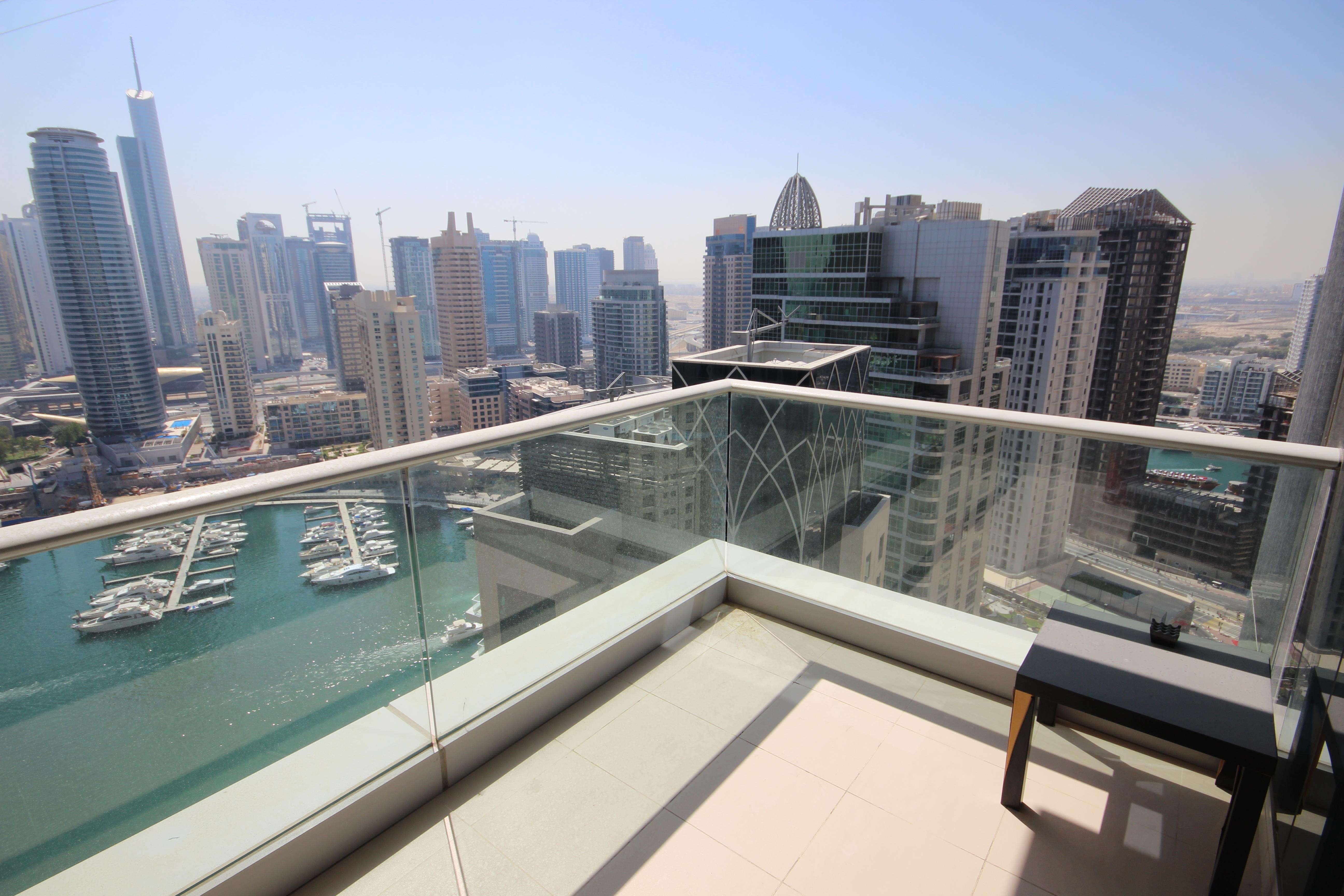Upgraded Two Bedroom with Marina View