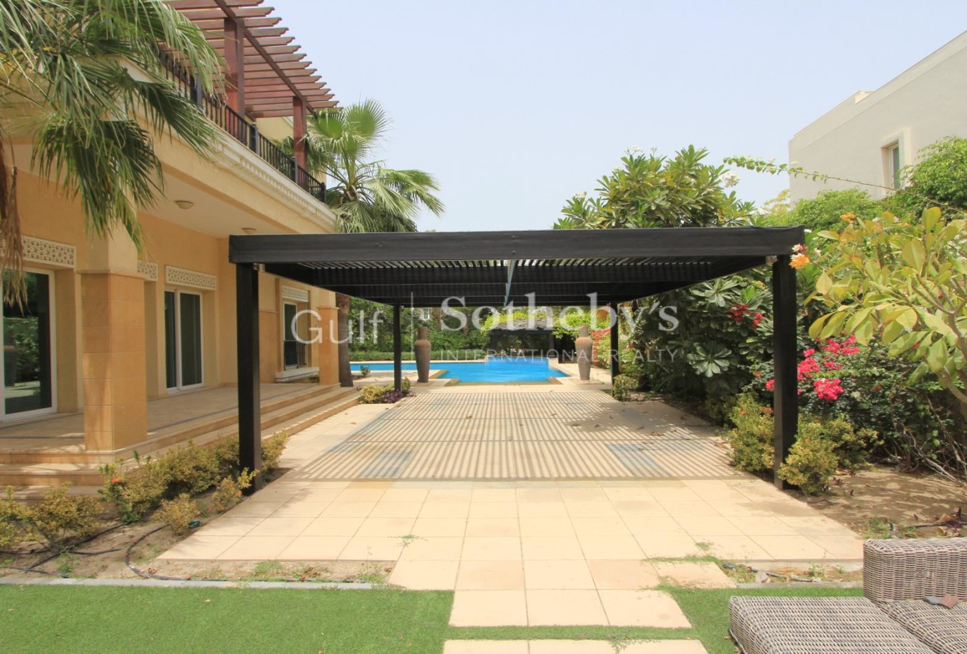 6 Bed E Sector Corner Plot with Lake View