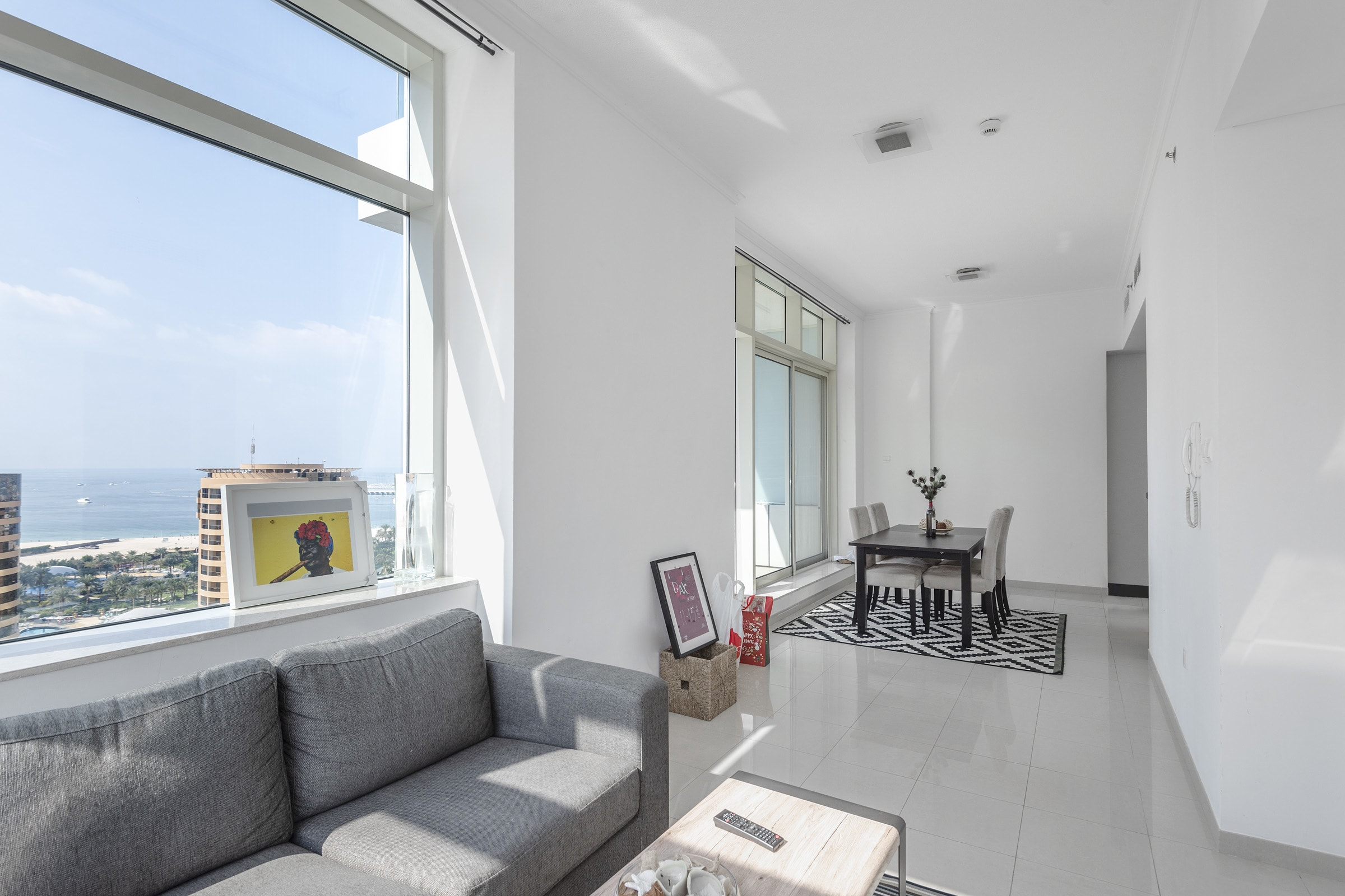 Botanica | One Bed | High Floor | Sea Views