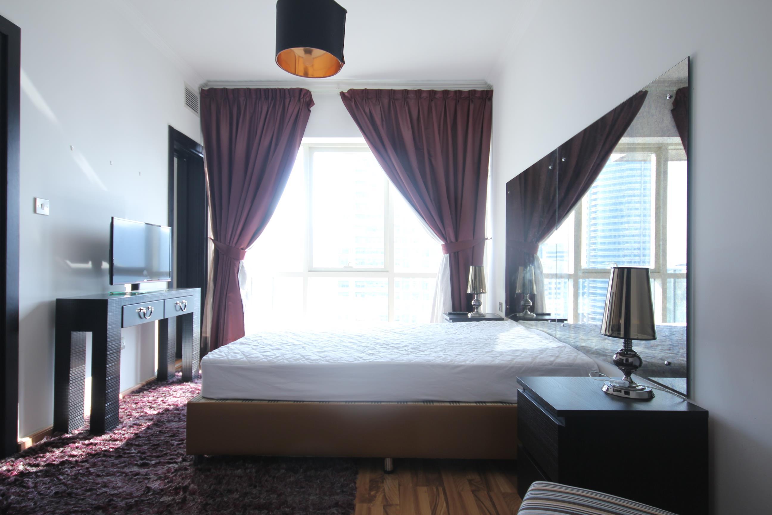 1 BEDROOM + STUDY | FULL MARINA VIEW | UPGRADED