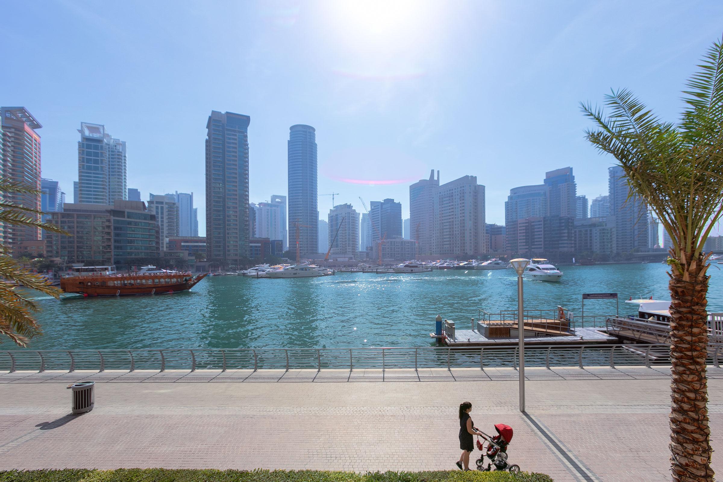 Astounding! Full Marina View | Available