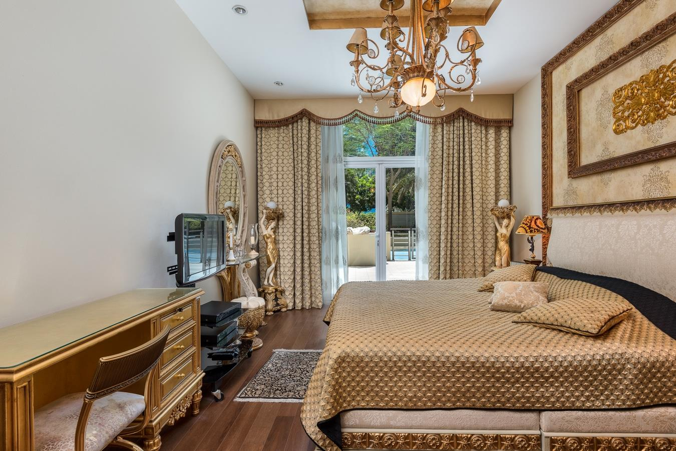 Furnished | One Bedroom | Private Patio