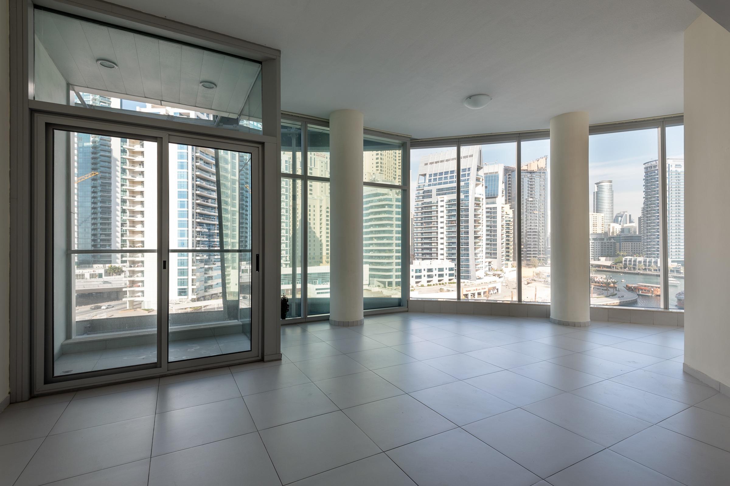 Panoramic Tower | 2 Bedroom | Marina View