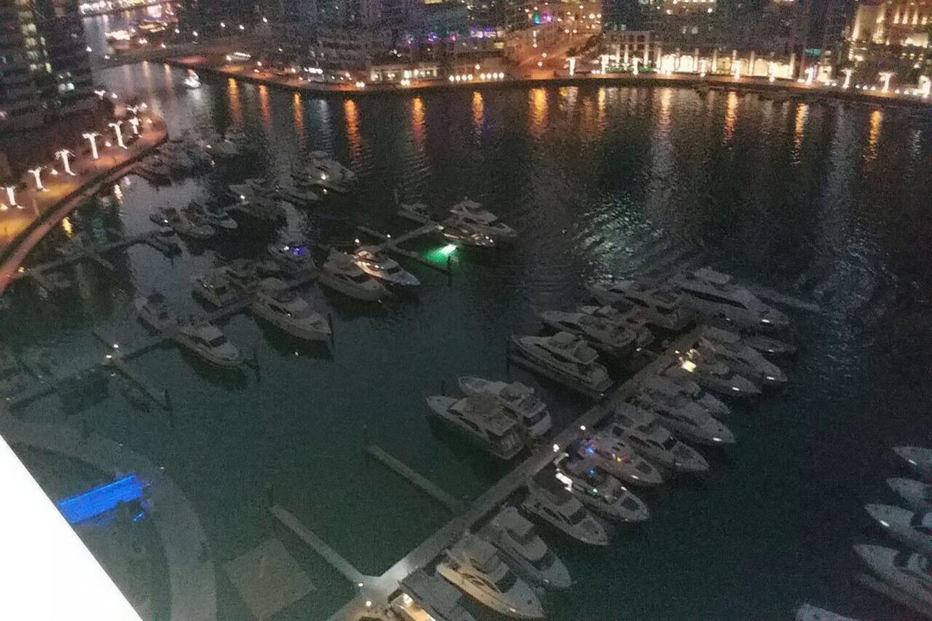 Full Marina Views with Study | Mid Floor