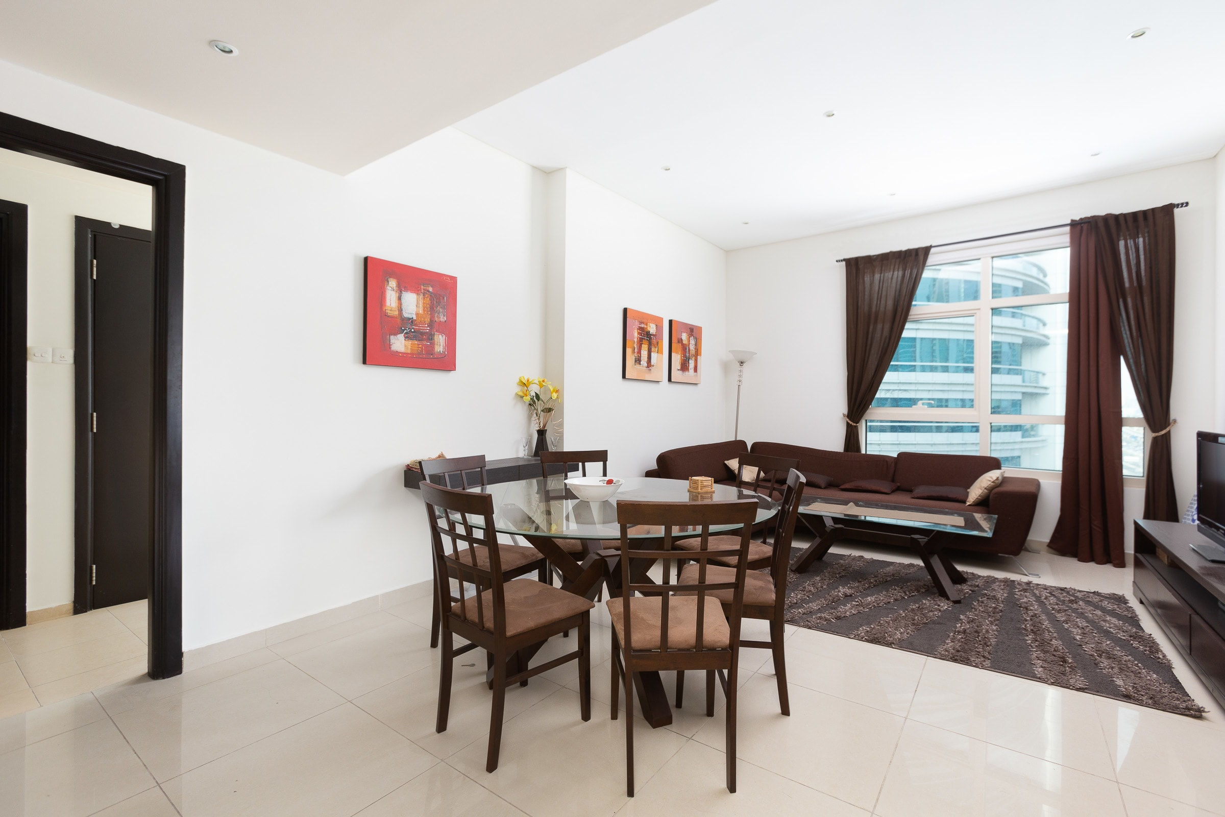 Well Maintained Fully Furnished | Balcony