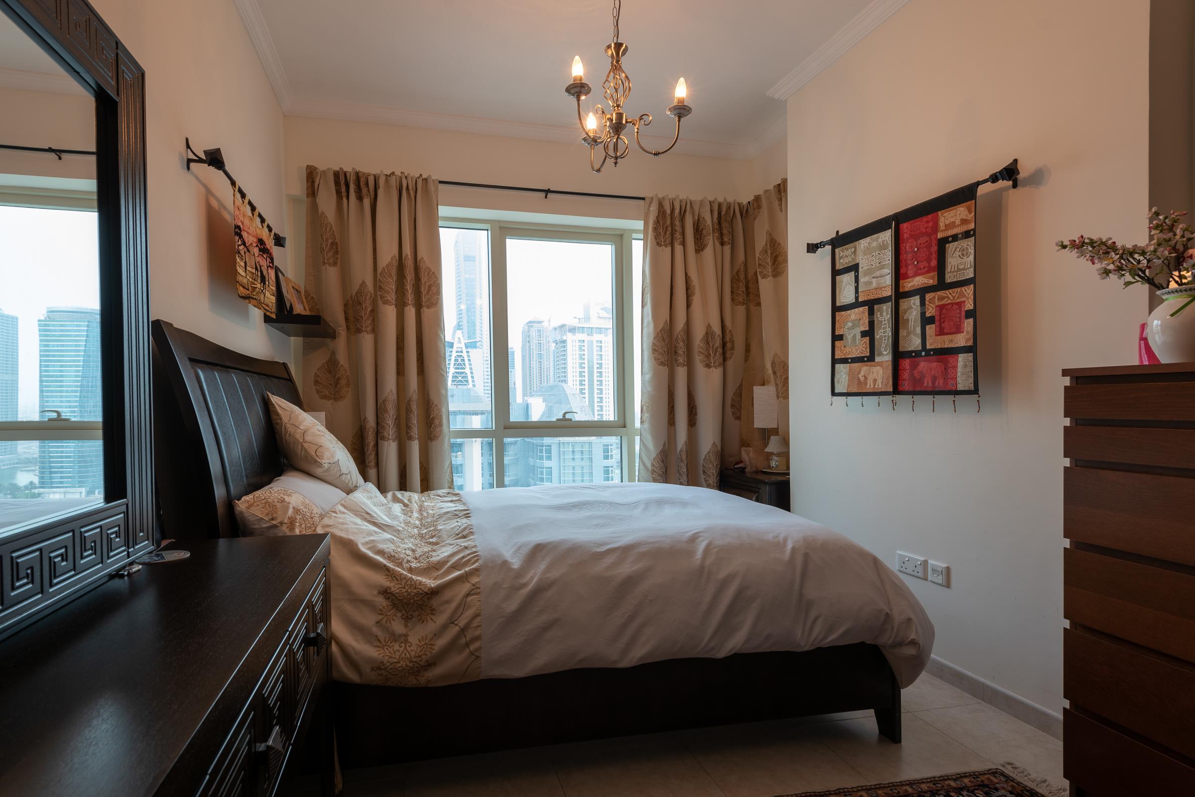 High Floor I Two Bedroom I Marina views