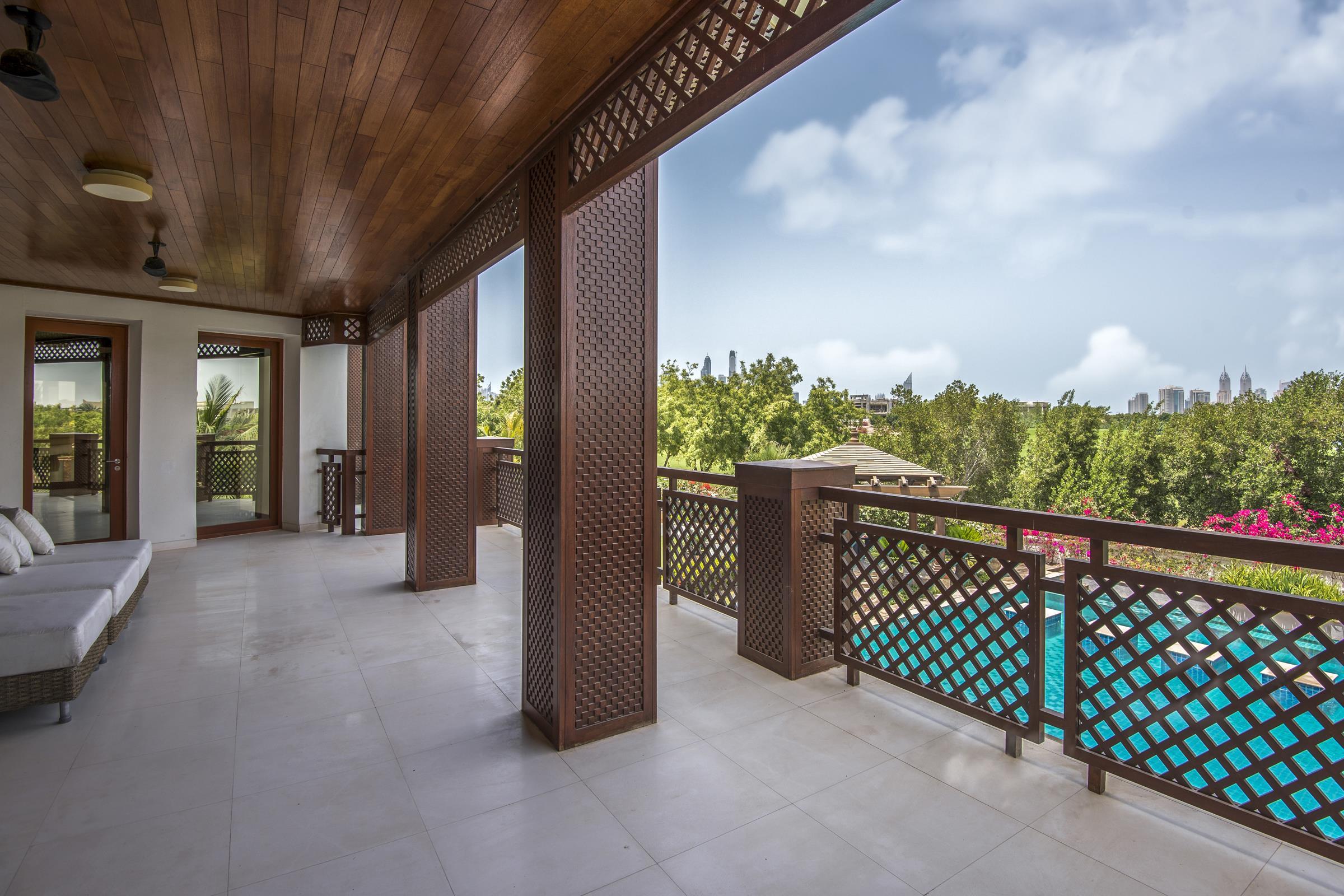 Emirates Hills Golf Course View Dual Villa