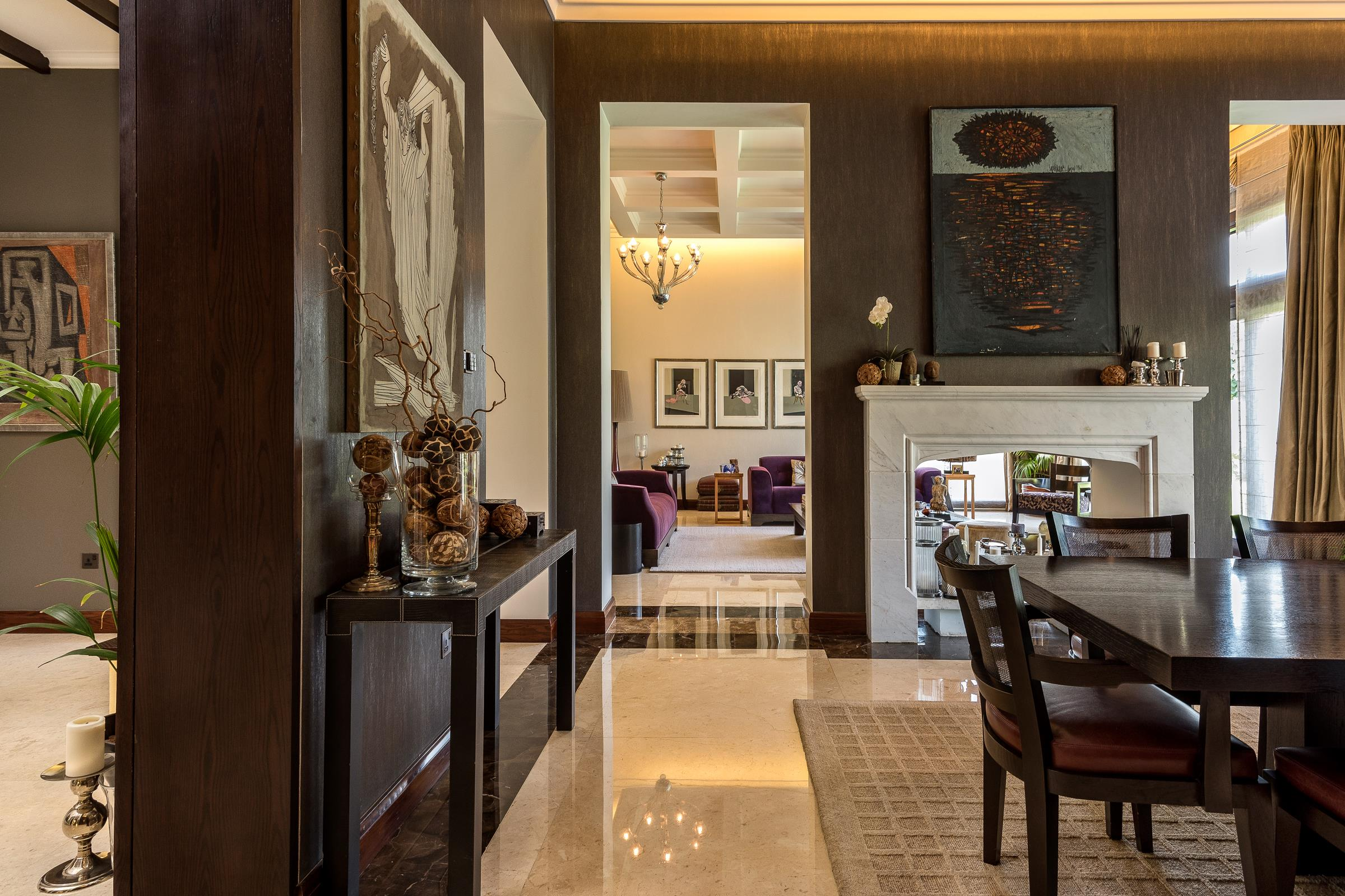 Designer Retreat in the Heart of Barari.