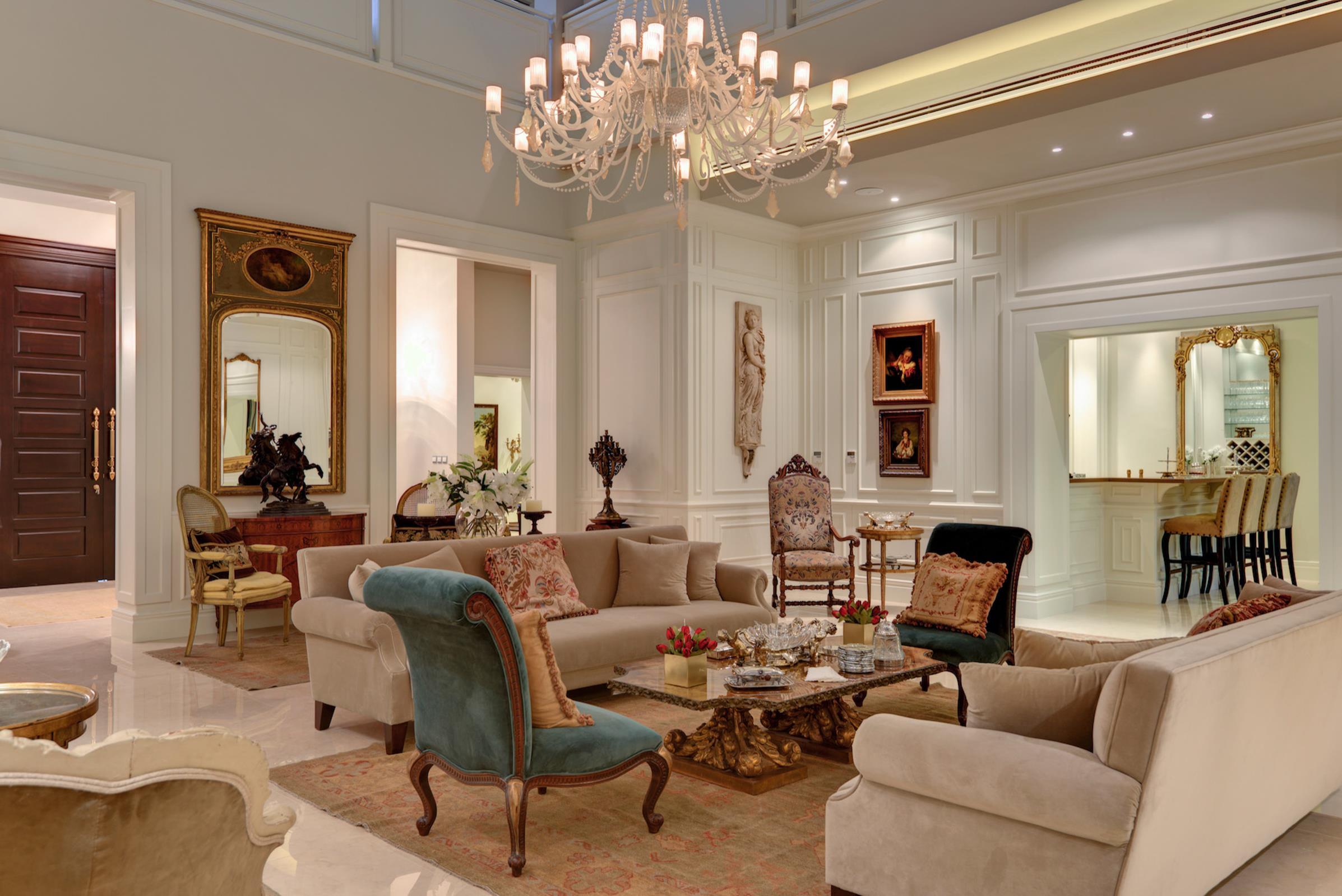 Beautiful 6 Bedroom Emirates Hills Villa