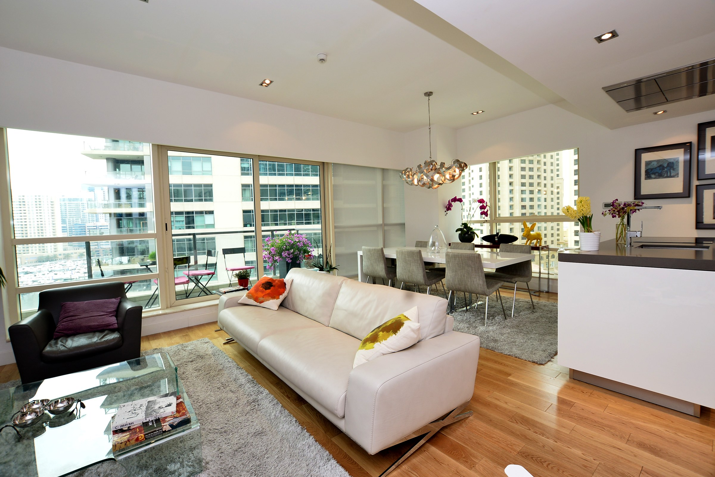 Duplex | Marina Quay East | Unfurnished