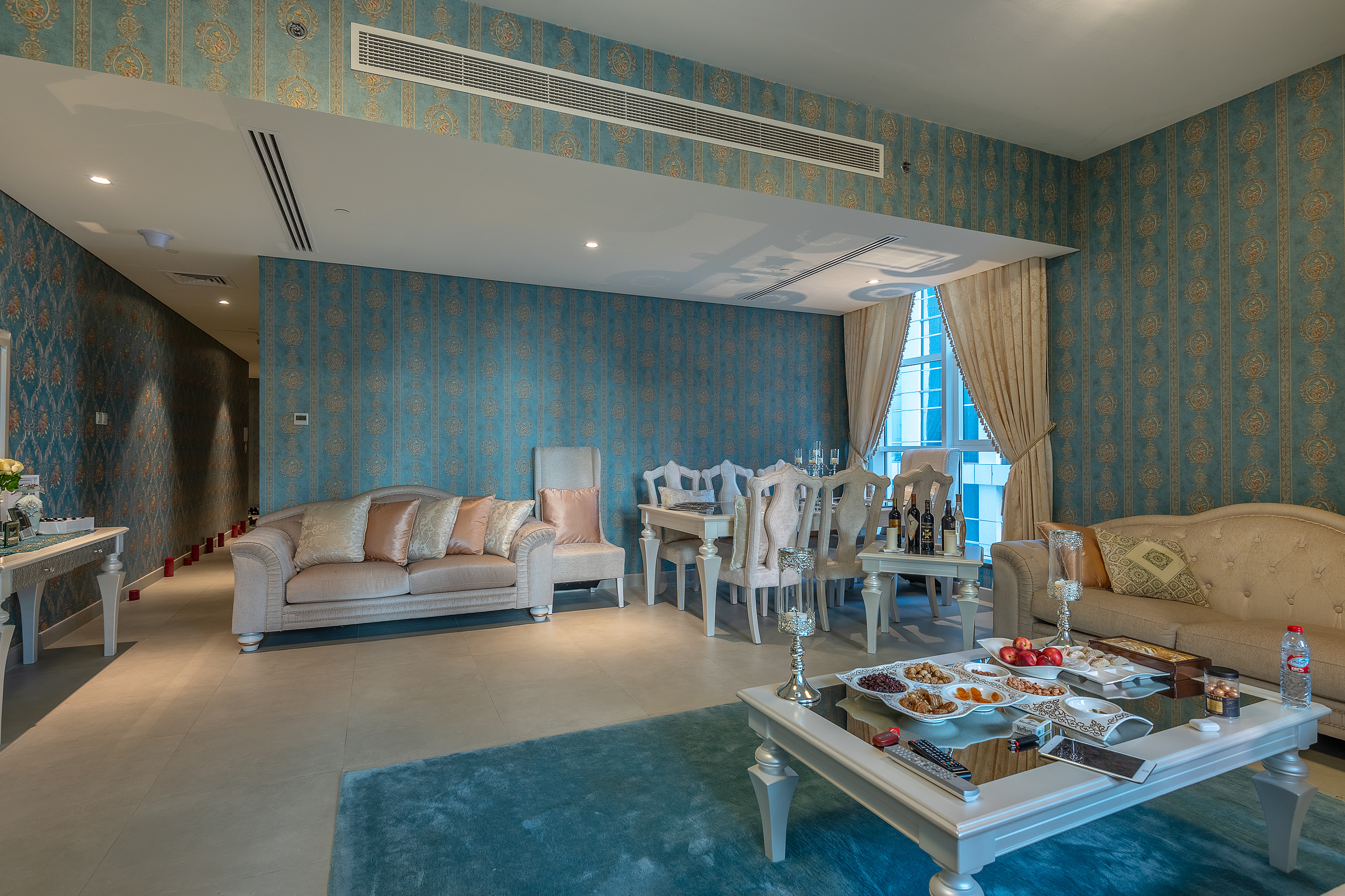 Two Bed Apartment - Marina Arcade Tower