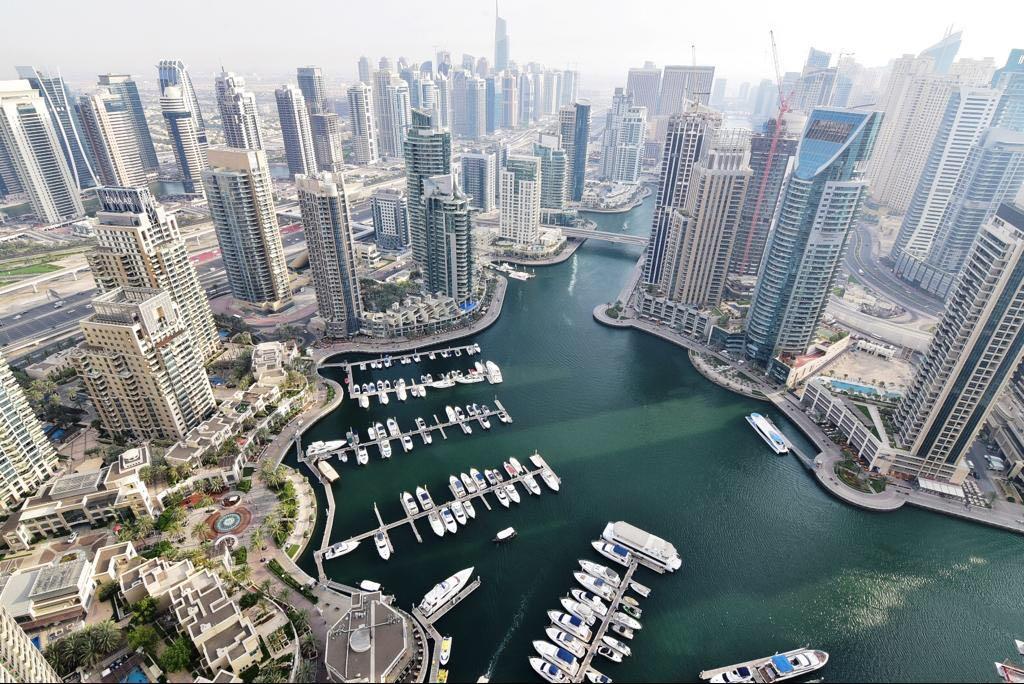 Duplex Penthouse | Panoramic Marina View