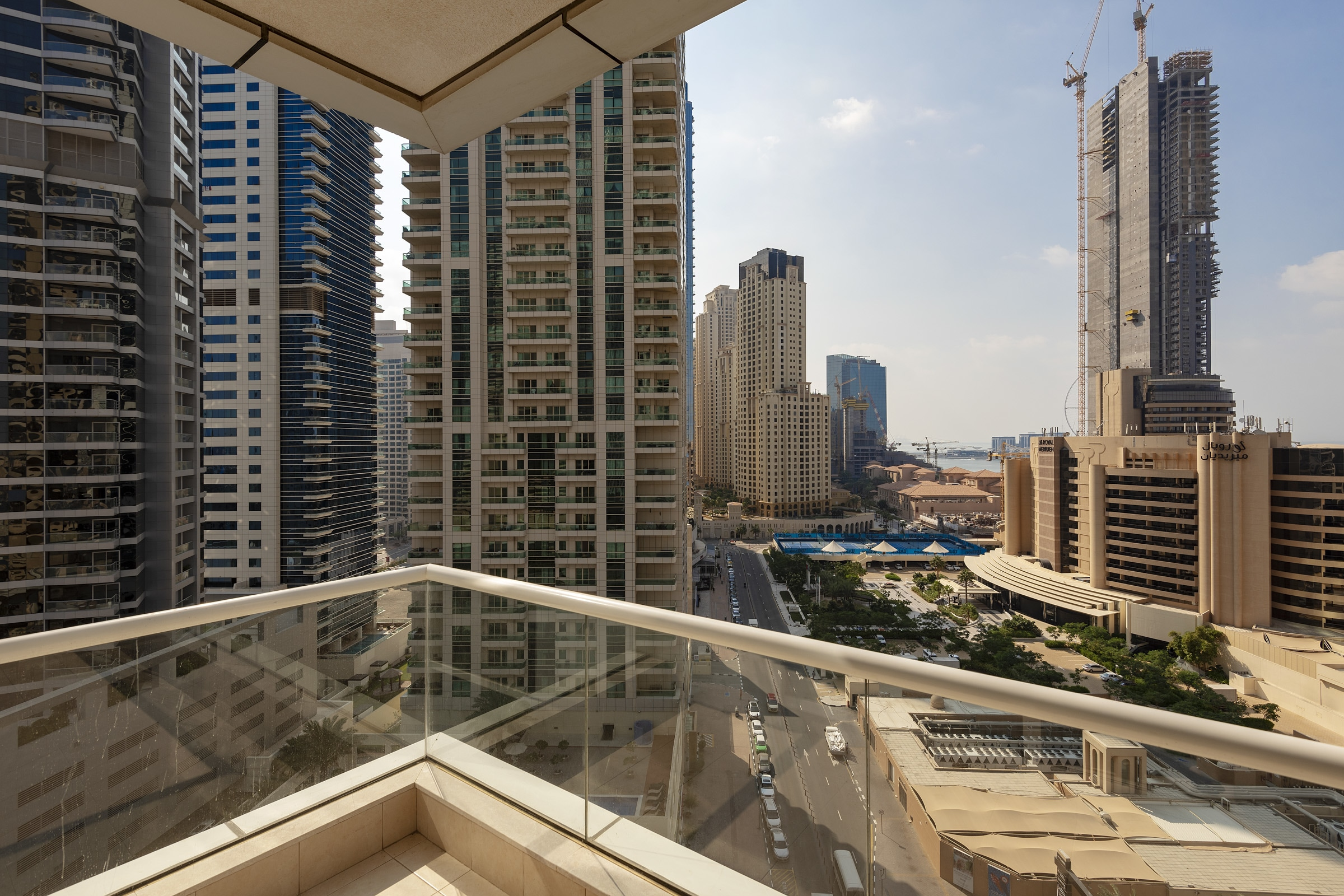 Full Sea View Unfurnished One Bed Must See