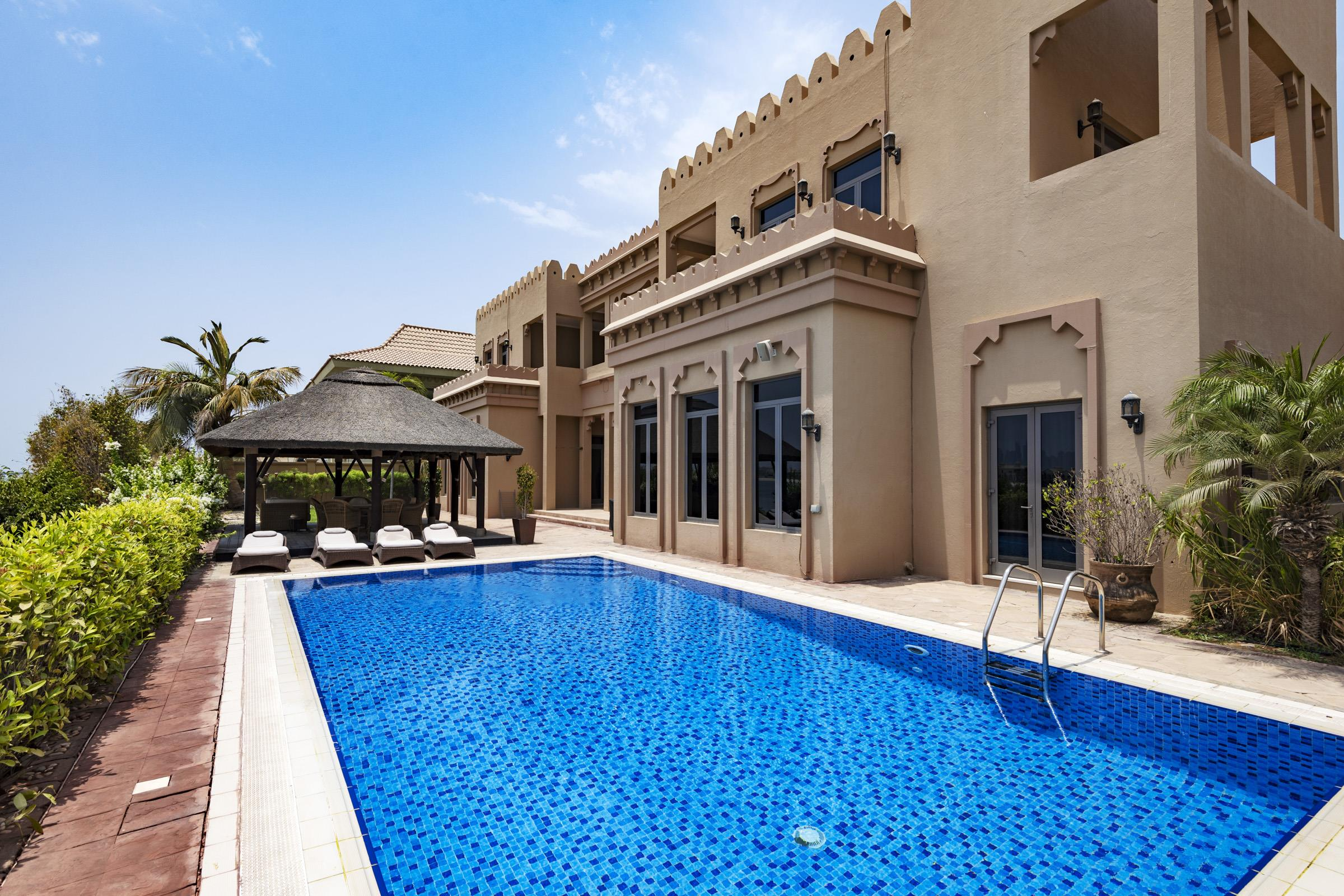 Arabian Style Signature Villa   Frond L