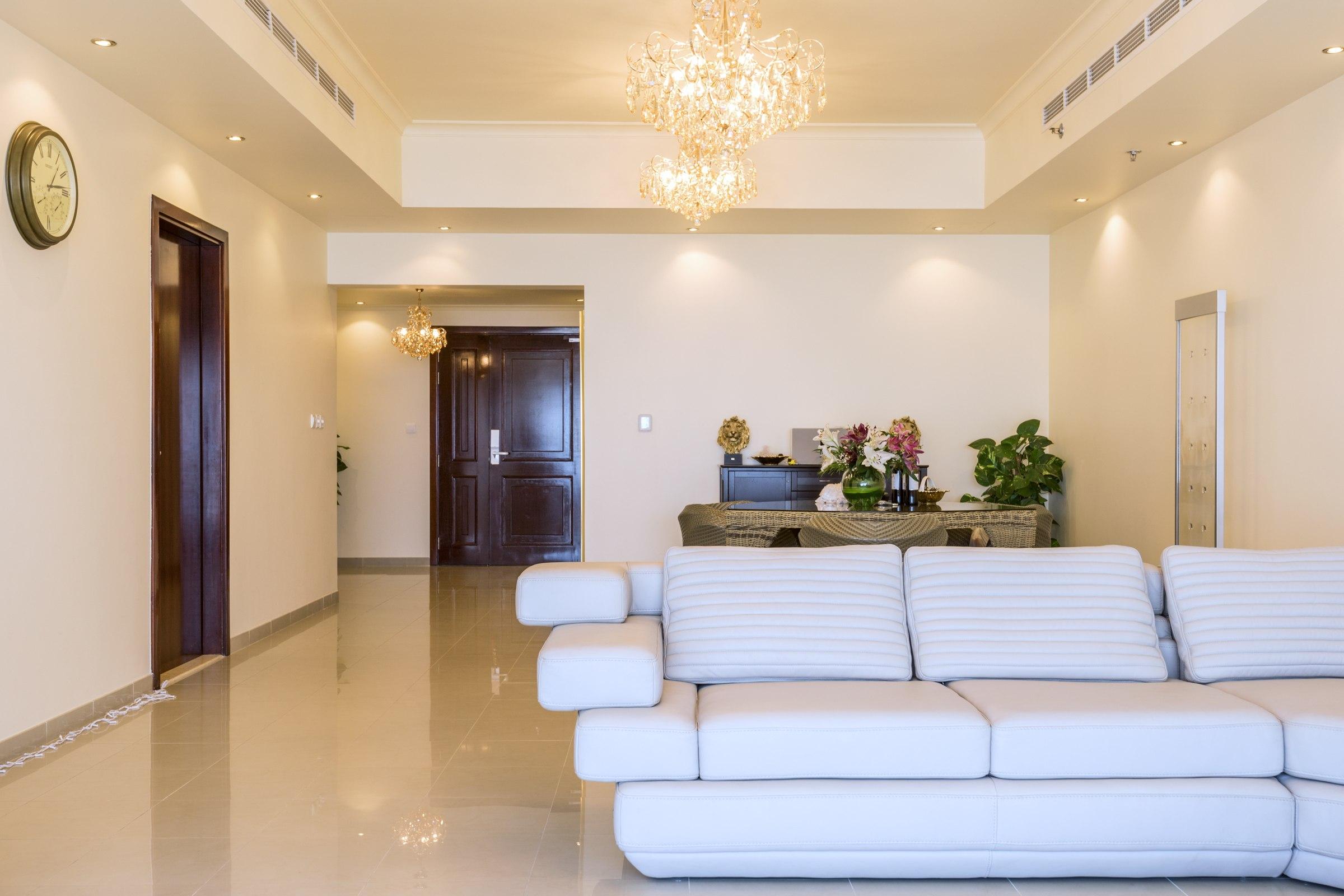 Elegant High Floor 3 Bed Emirates Crown