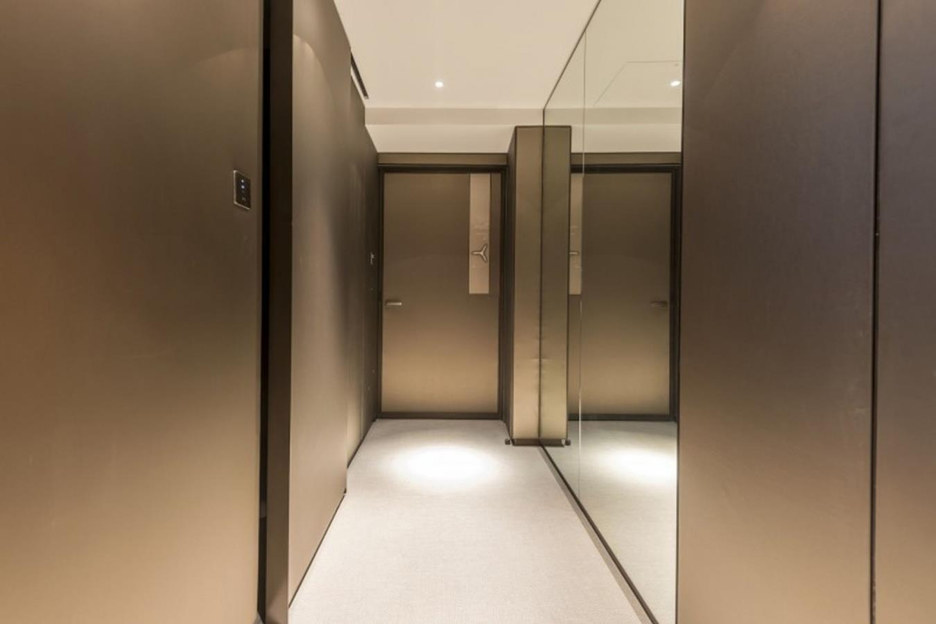 One Bed Room Plus Study in Armani