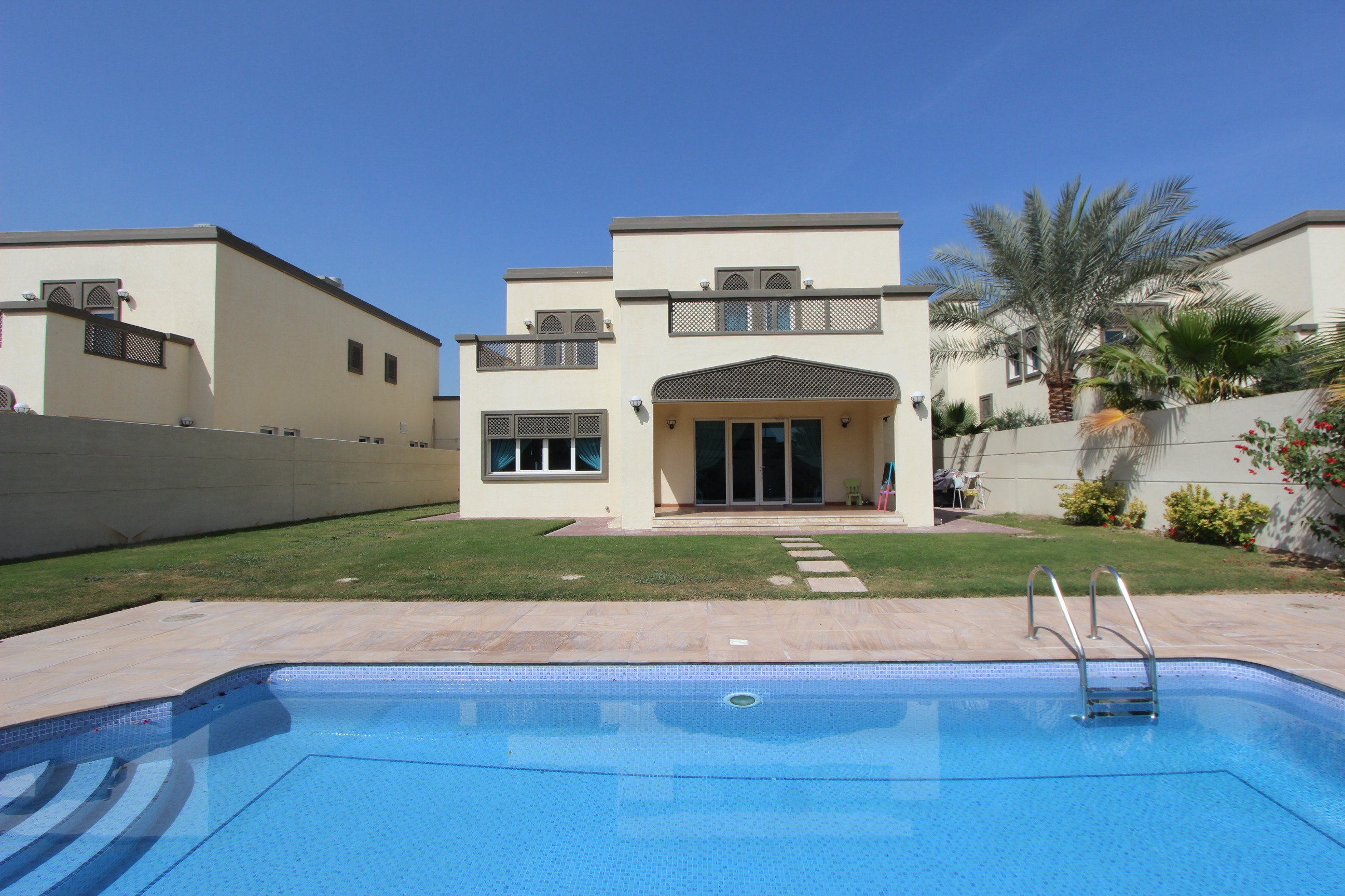 Immaculate Four Bedroom  |  Private Pool
