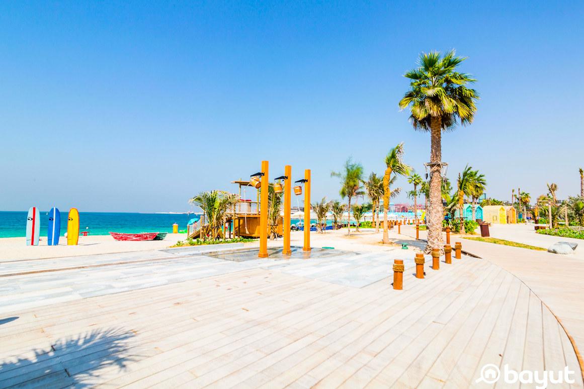 Freehold Sea facing plot La Mer Jumeirah