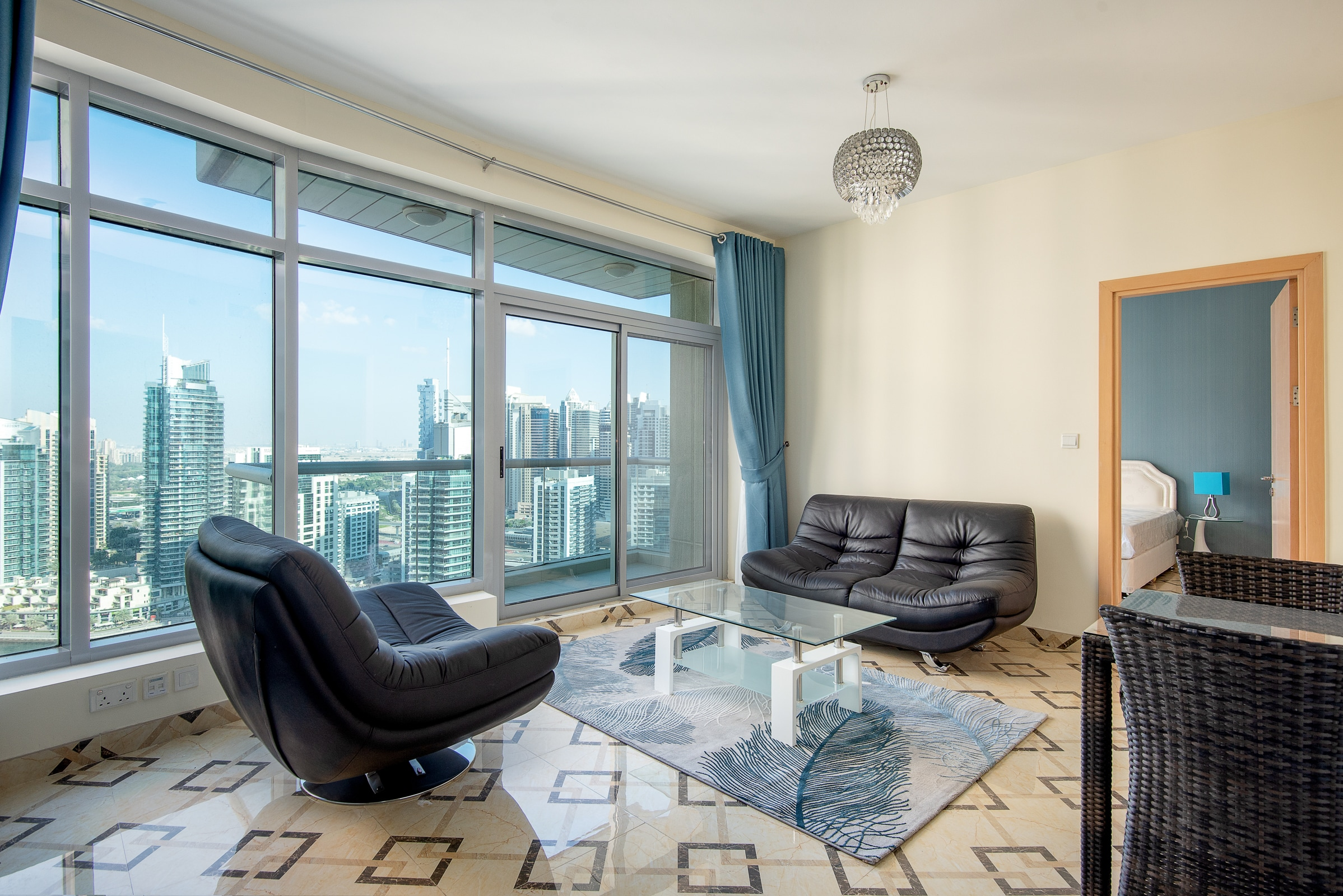 Fully Furnished | Full Marina Views | One Bedroom