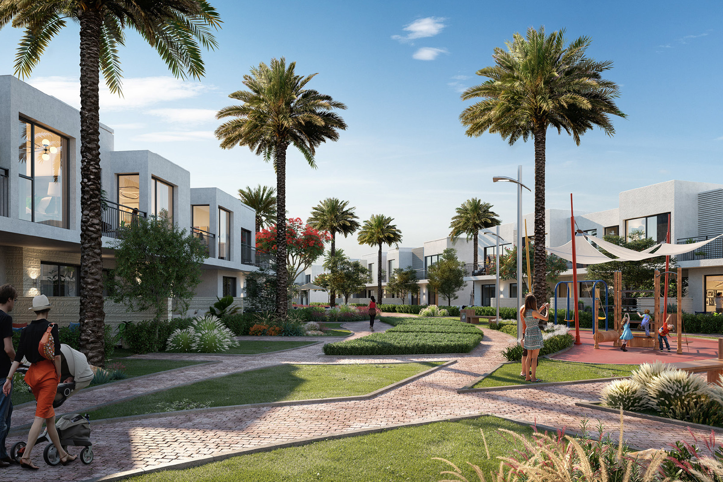 Best Priced 3 Bedroom Apartment | Expo 2020