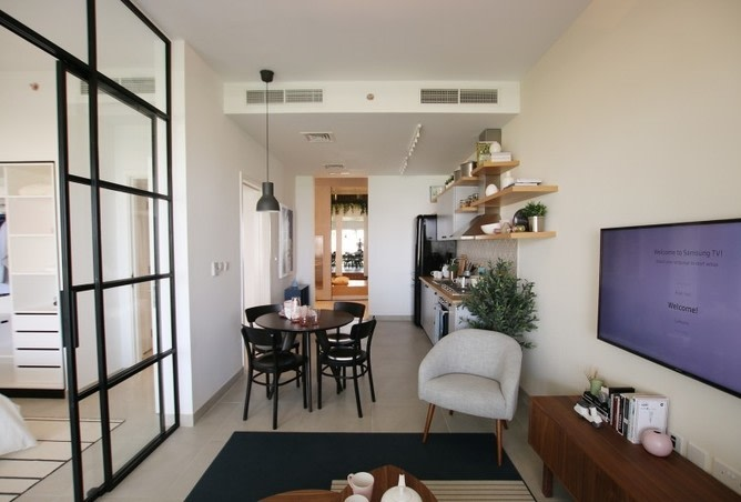 1 bedroom for only 1.5% per month in DHE