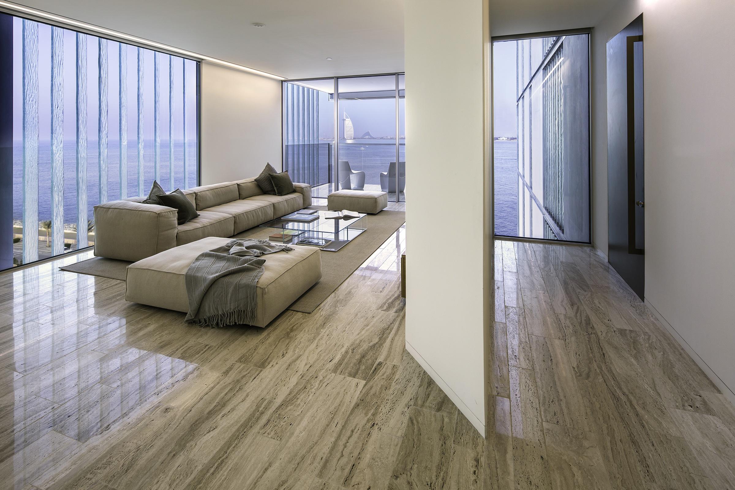 Meticulous | 3 Bedroom with Burj Arab View
