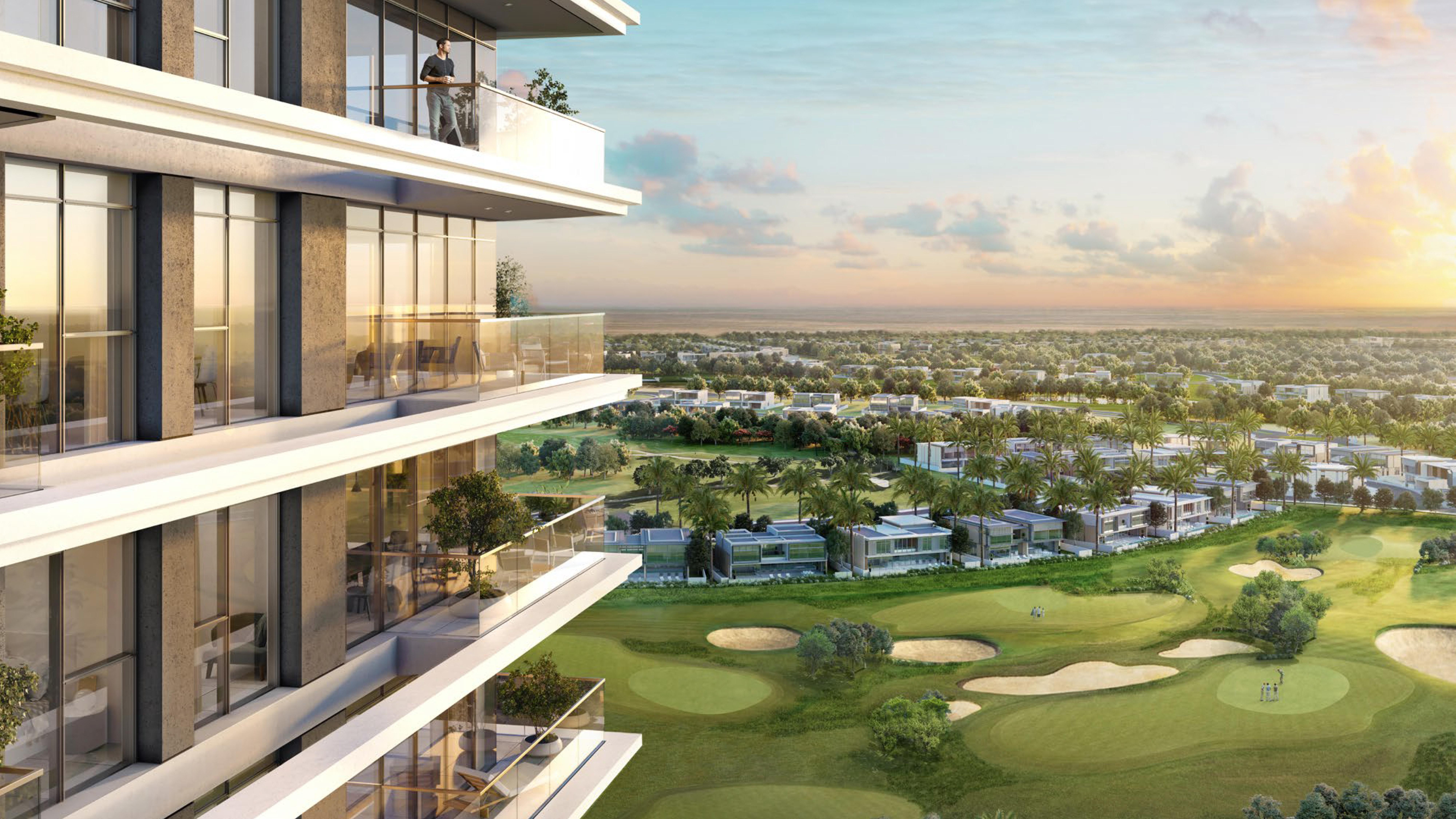 Golf Suites   Amazing Golf Course View