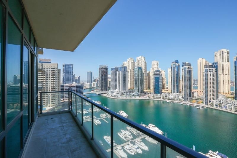 Amazing Full Marina Views | Two Bedrooms