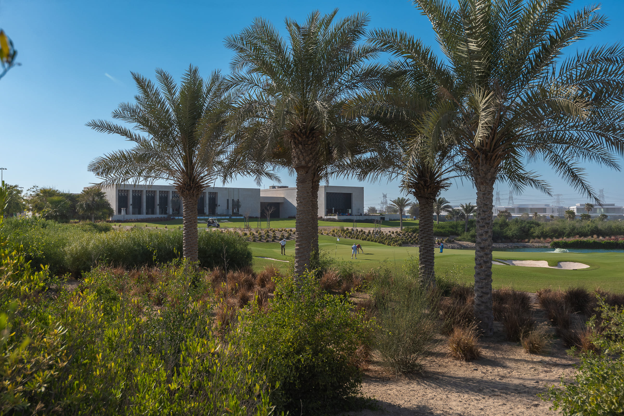 Live Prestigious|Golf Course Limited Modern Style