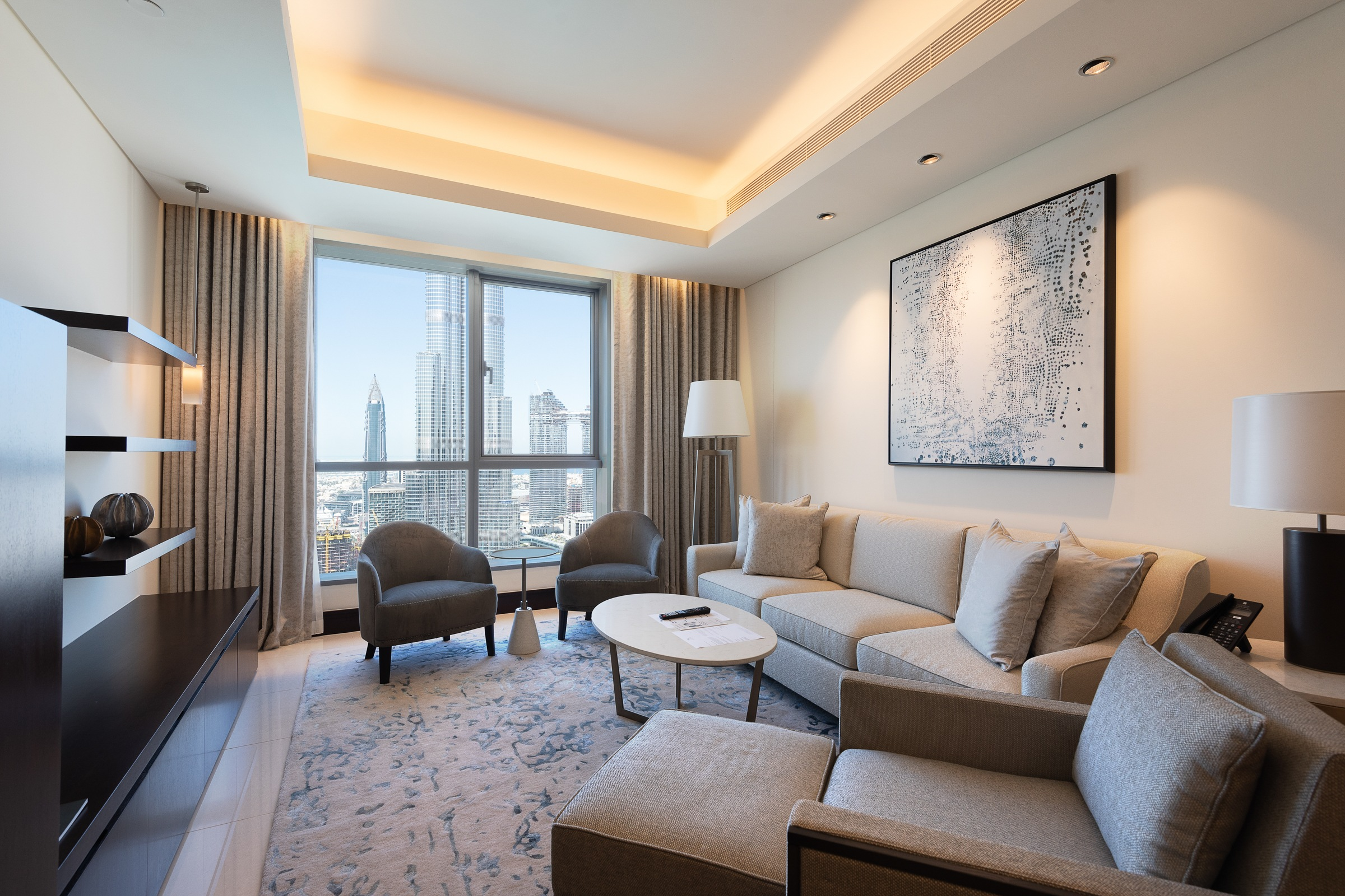Best Price | High Floor | Fountain Views