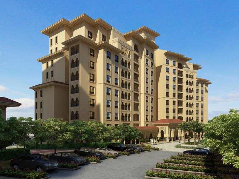 Two bedroom   Tower C    Al Andalus