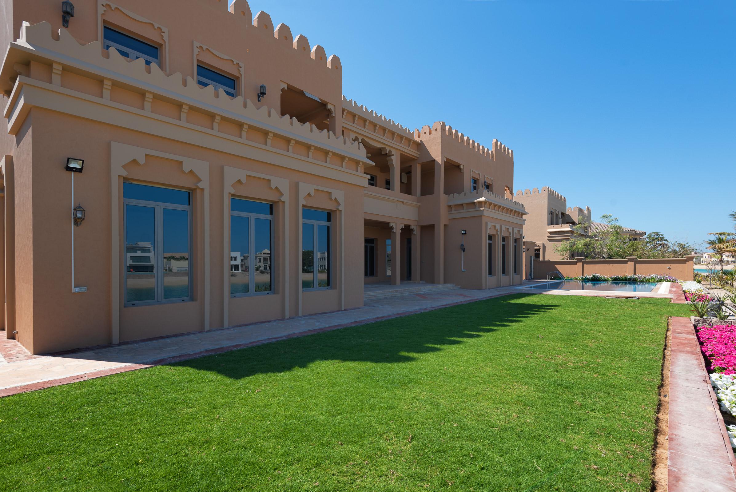 Signature Villa | Arabic Gallery View Palm