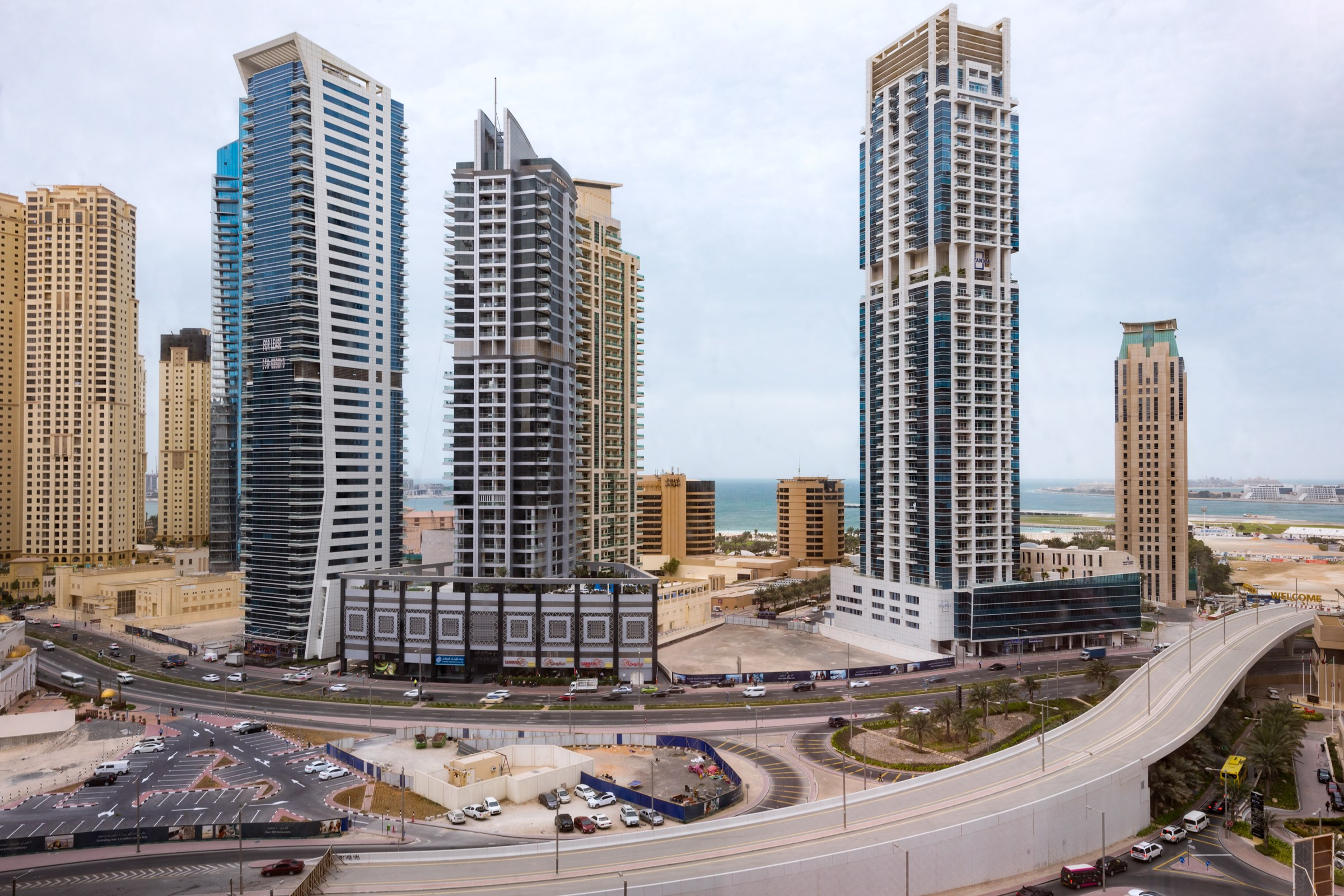 Spectacular Marina View l Fully Furnished l Vacant