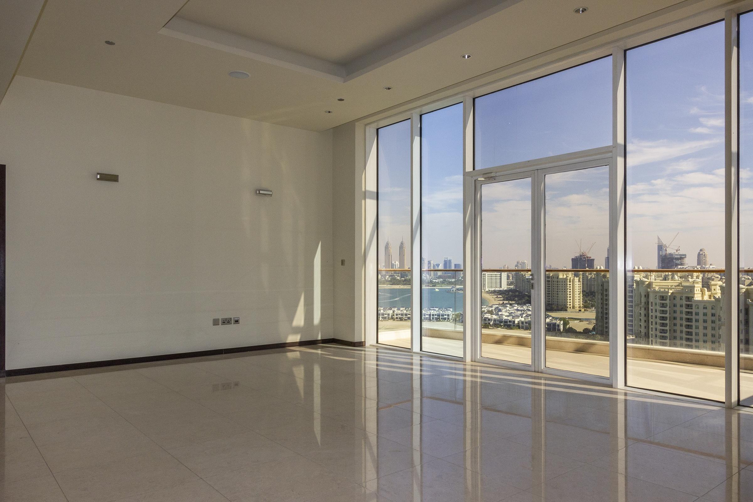 High Floor | Sea View | 2 bed + Study