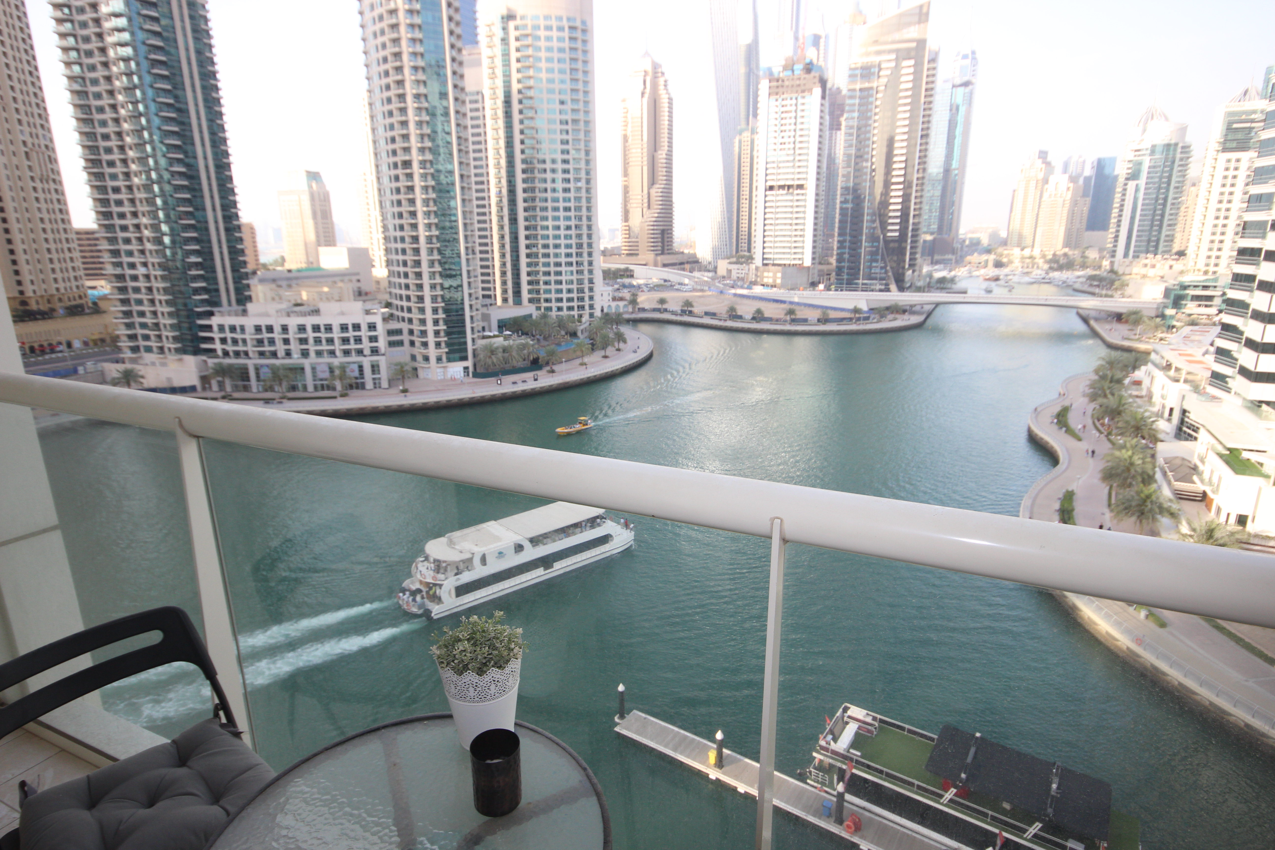 Best Full Marina View Furnished One Bedroom
