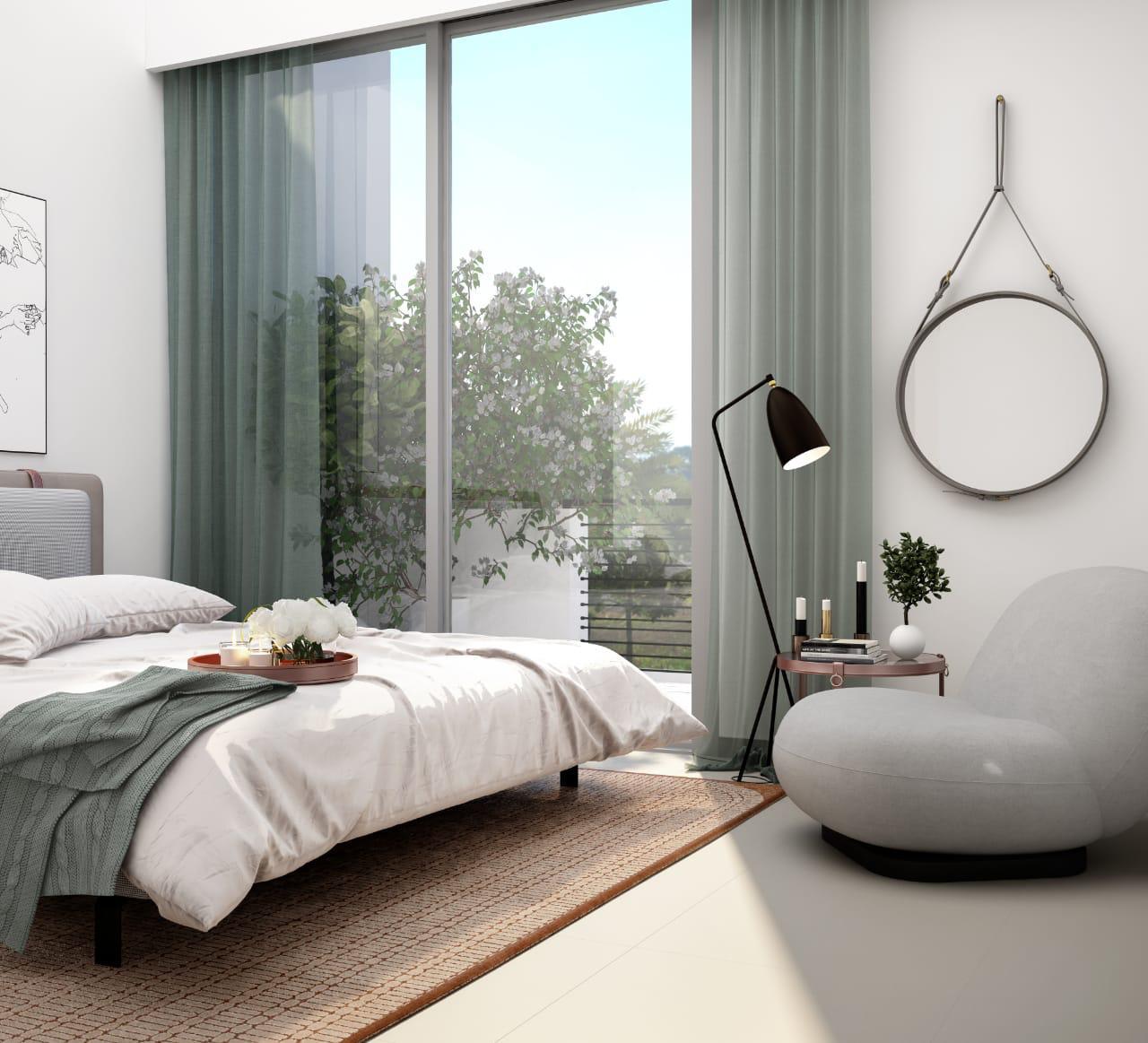 4 Bed | End Villa | Large Plot | Pool & Park