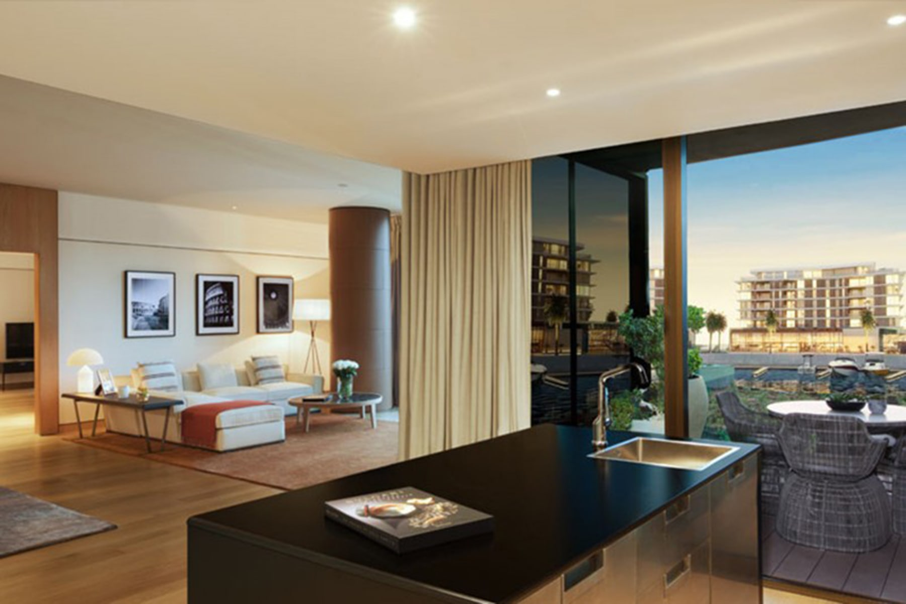Beautiful Private and Secure Luxury Residences