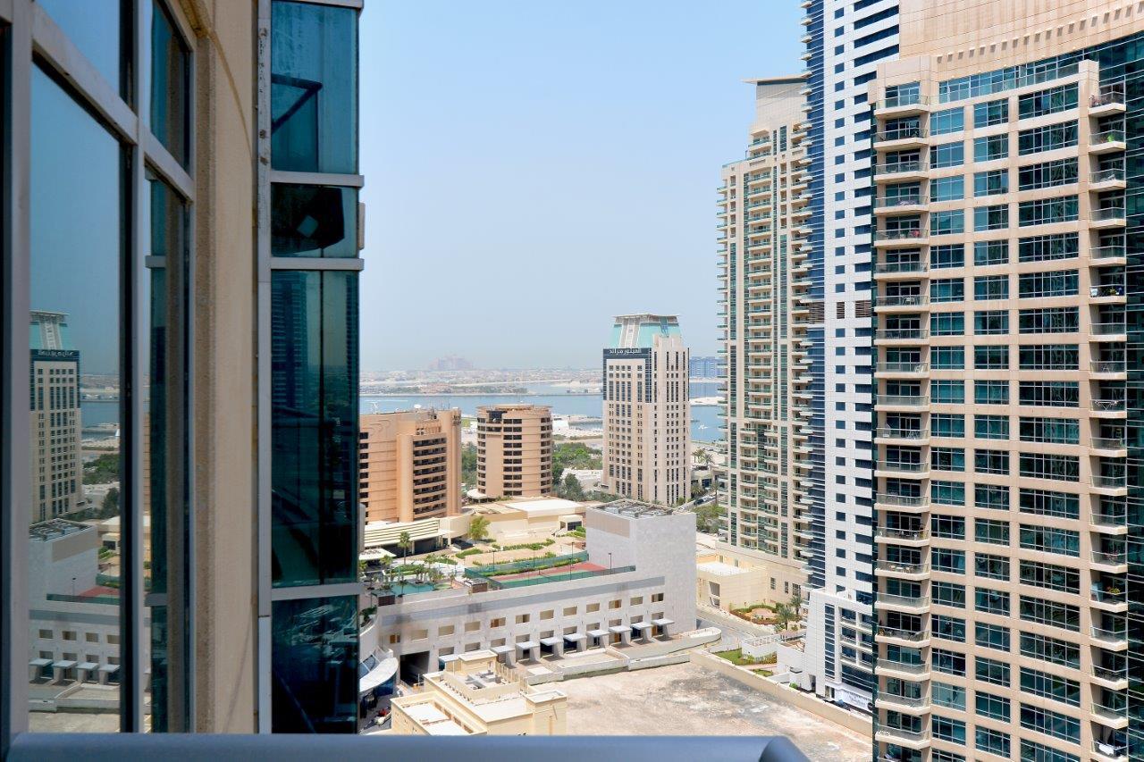 High Yielding | 1 Bedroom | Full Marina Views