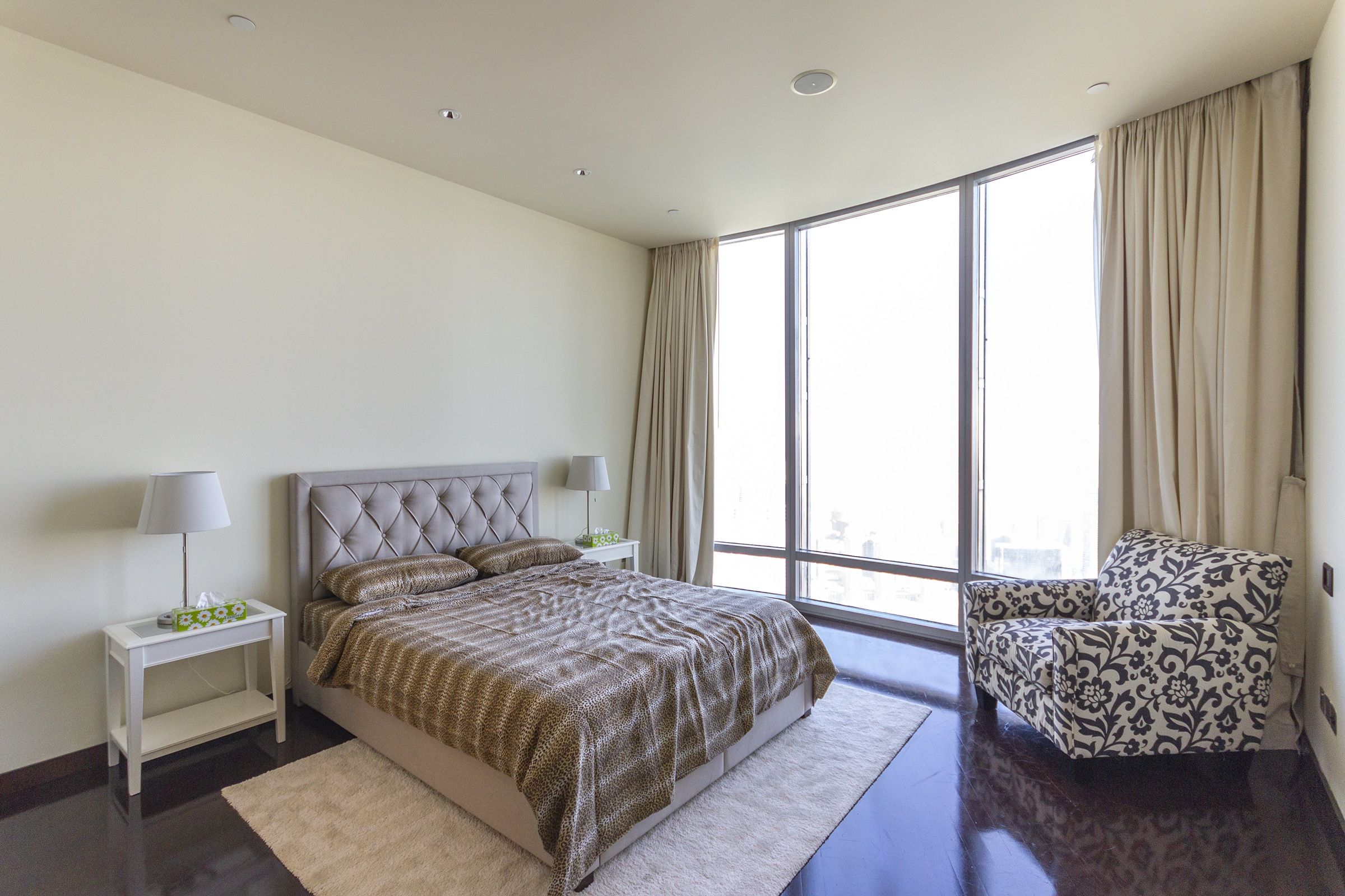 Elegantly Furnished 2 Bed | Maids | Fountain View
