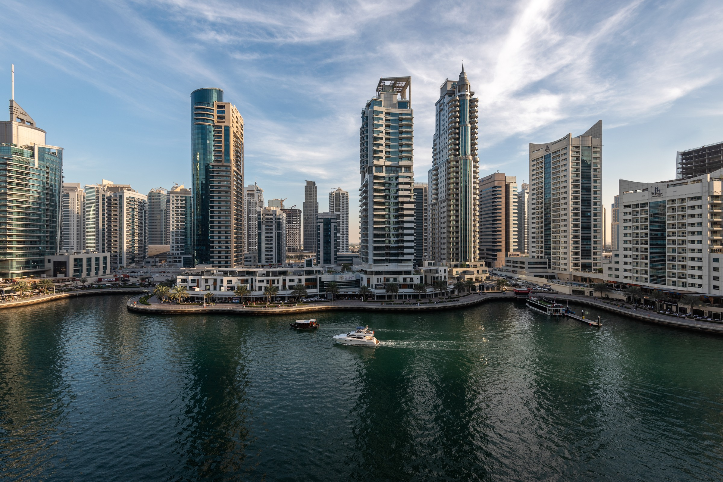 Exceptional   2 Bedroom with Full Marina Views