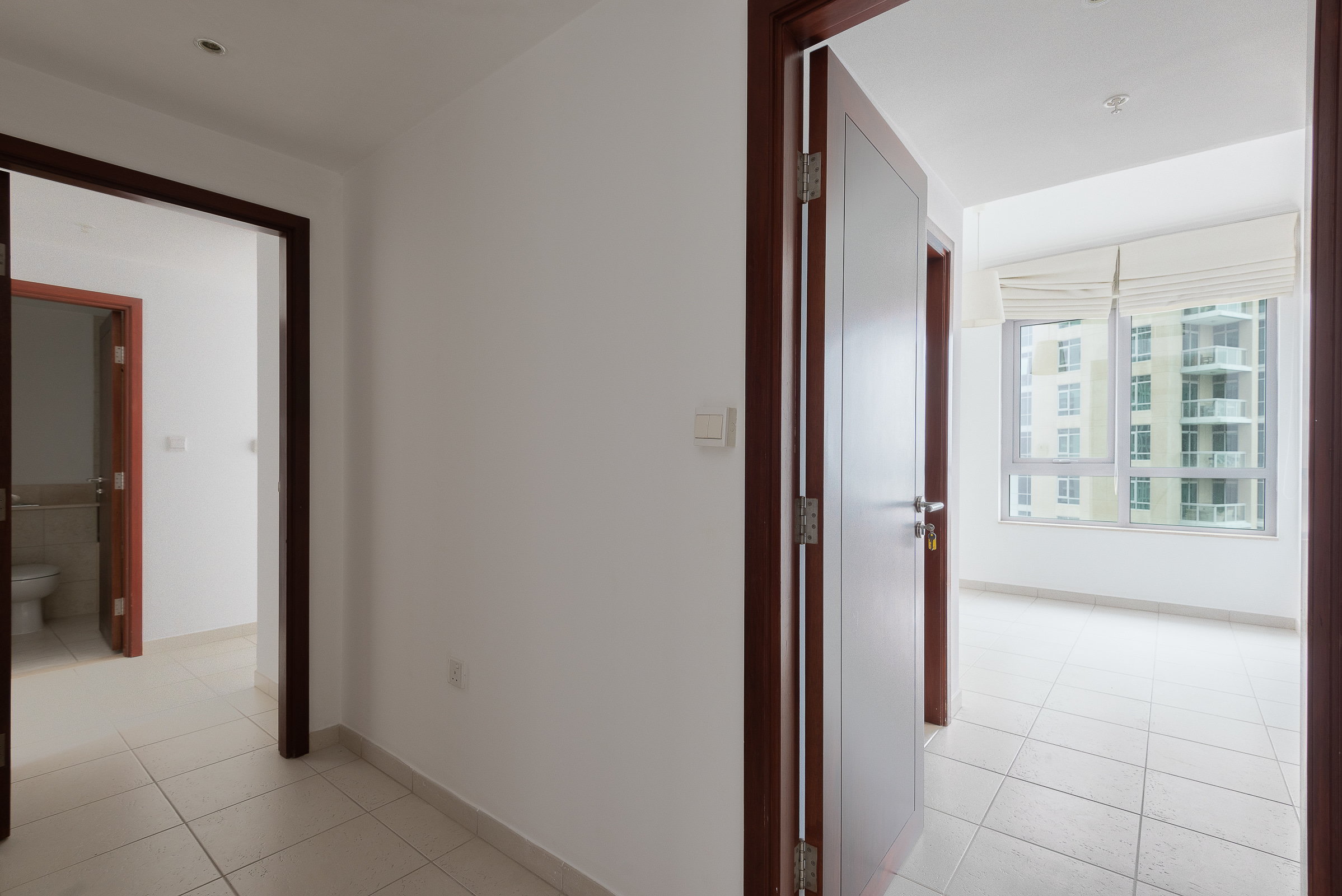 Spacious Three Bedroom with Full Khalifa View