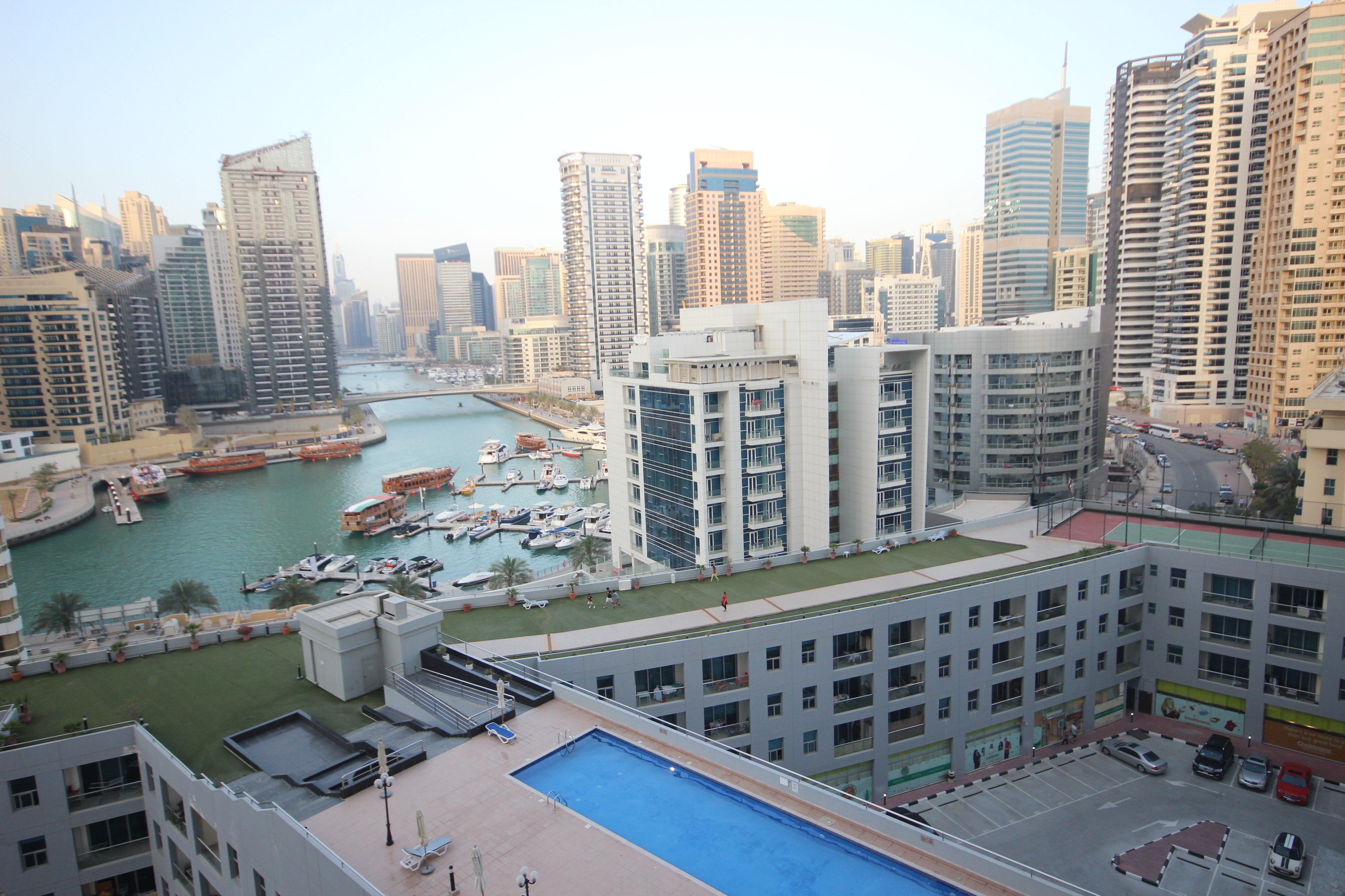Spacious 2 Bedroom | Full Marina View | DEC Tower