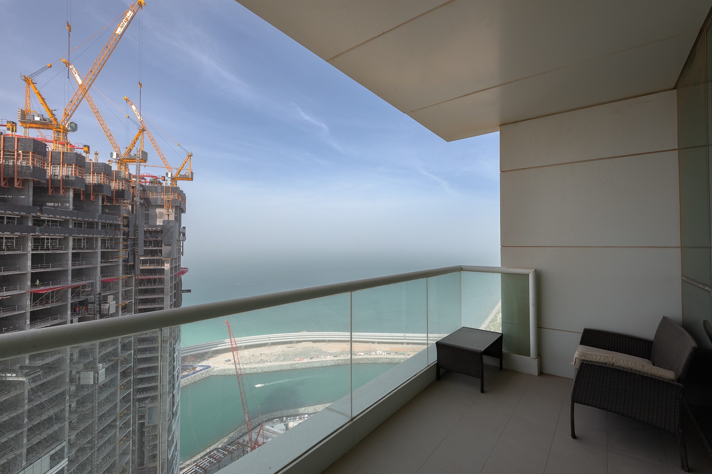 Unfurnished | Two Bedroom | High Floor | Sea View