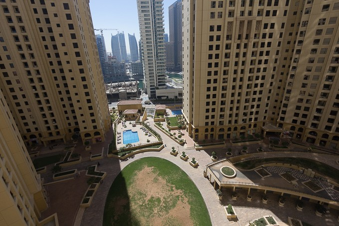 Fully Furnished | High Floor 2 Bedroom | Sadaf 6