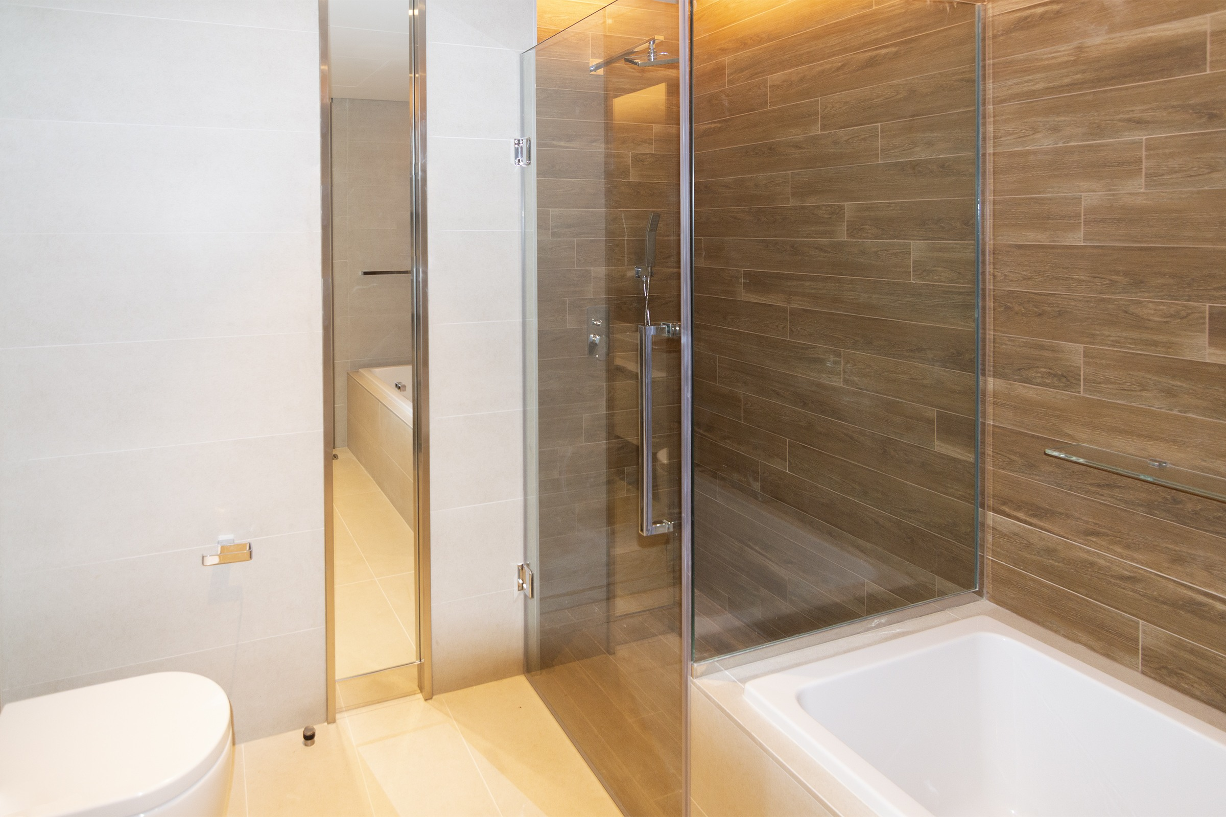 Contemporary Finishing | High End Luxury 2 Bedroom