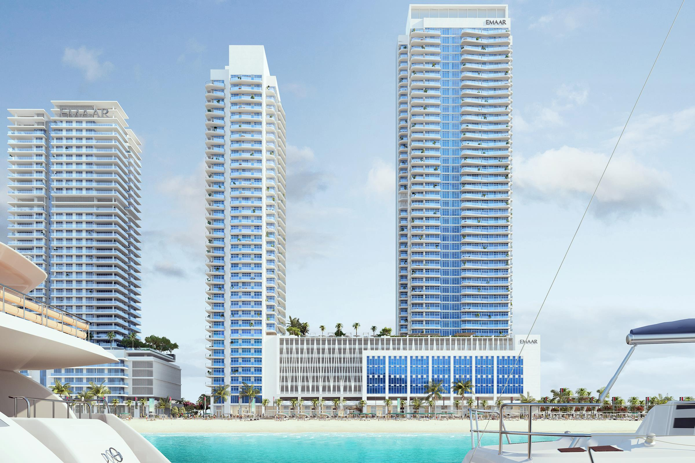 3 Years Post Handover Plan   2 Bed in Marina Vista